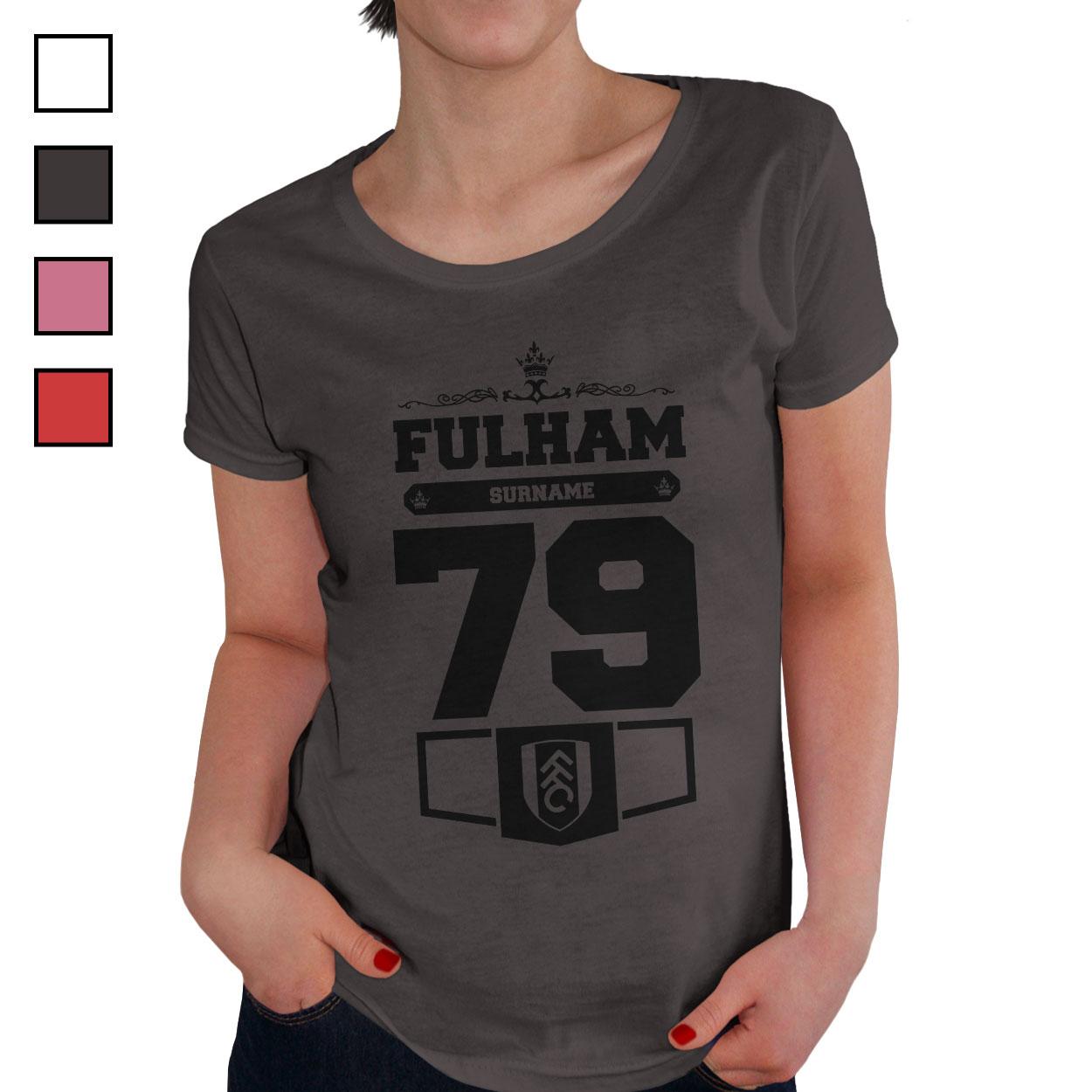 Fulham FC Ladies Club T-Shirt