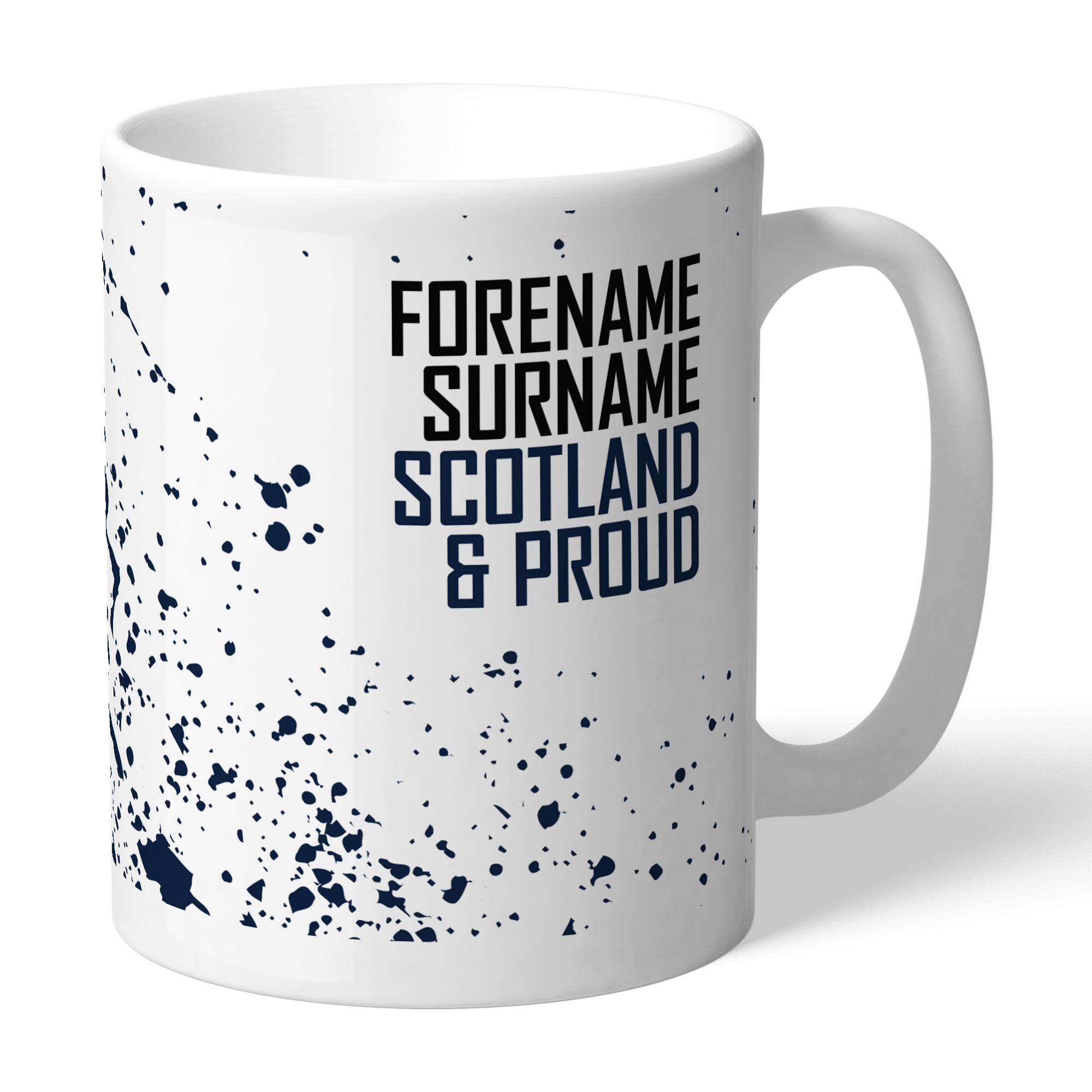 Scotland Proud Mug