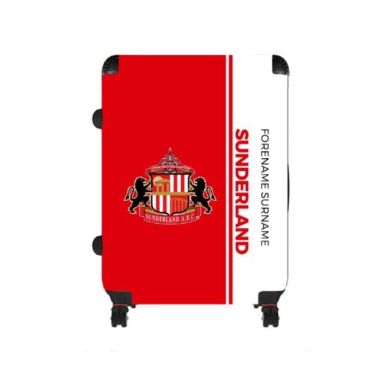 Sunderland Crest Large Suitcase