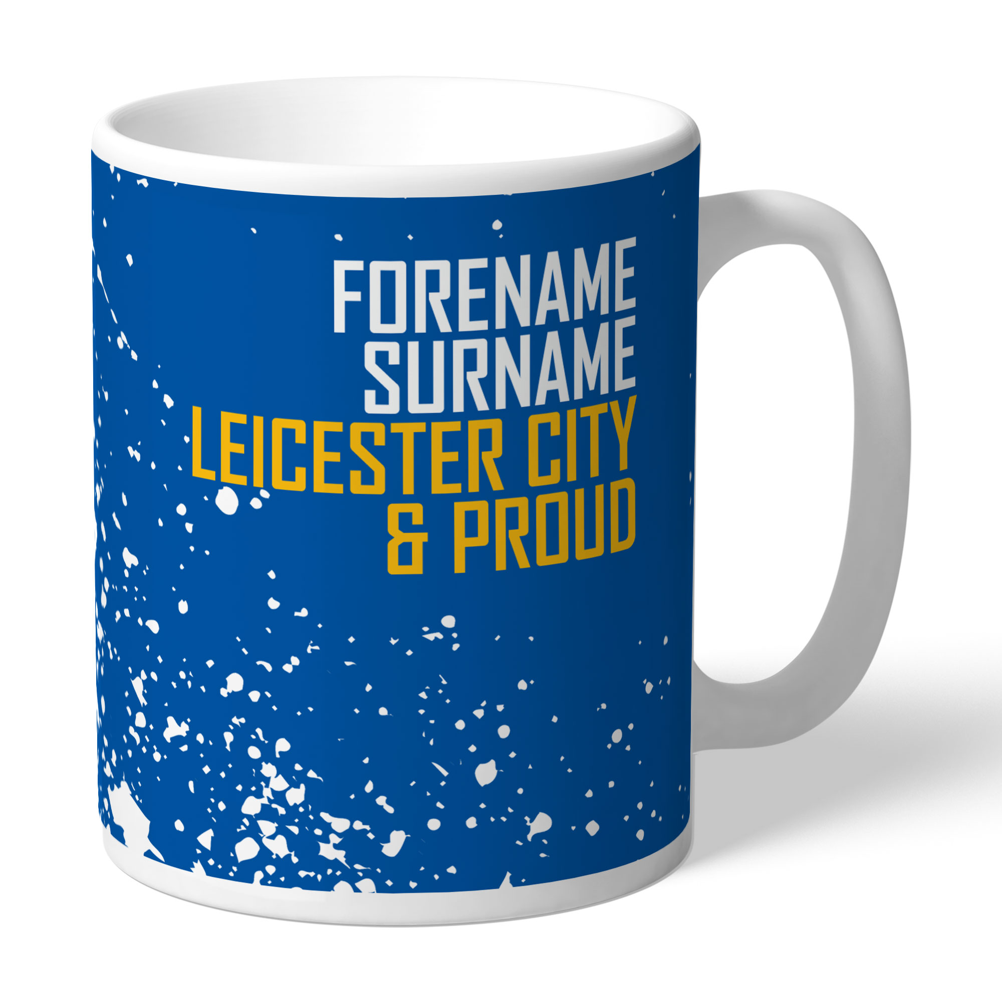 Leicester City FC Proud Mug