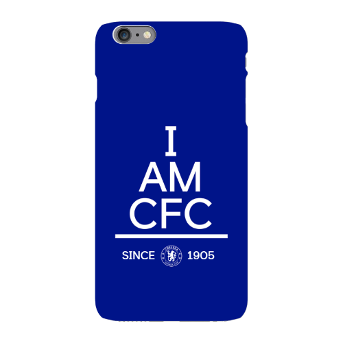 Chelsea FC I Am iPhone 6 Plus Phone Case