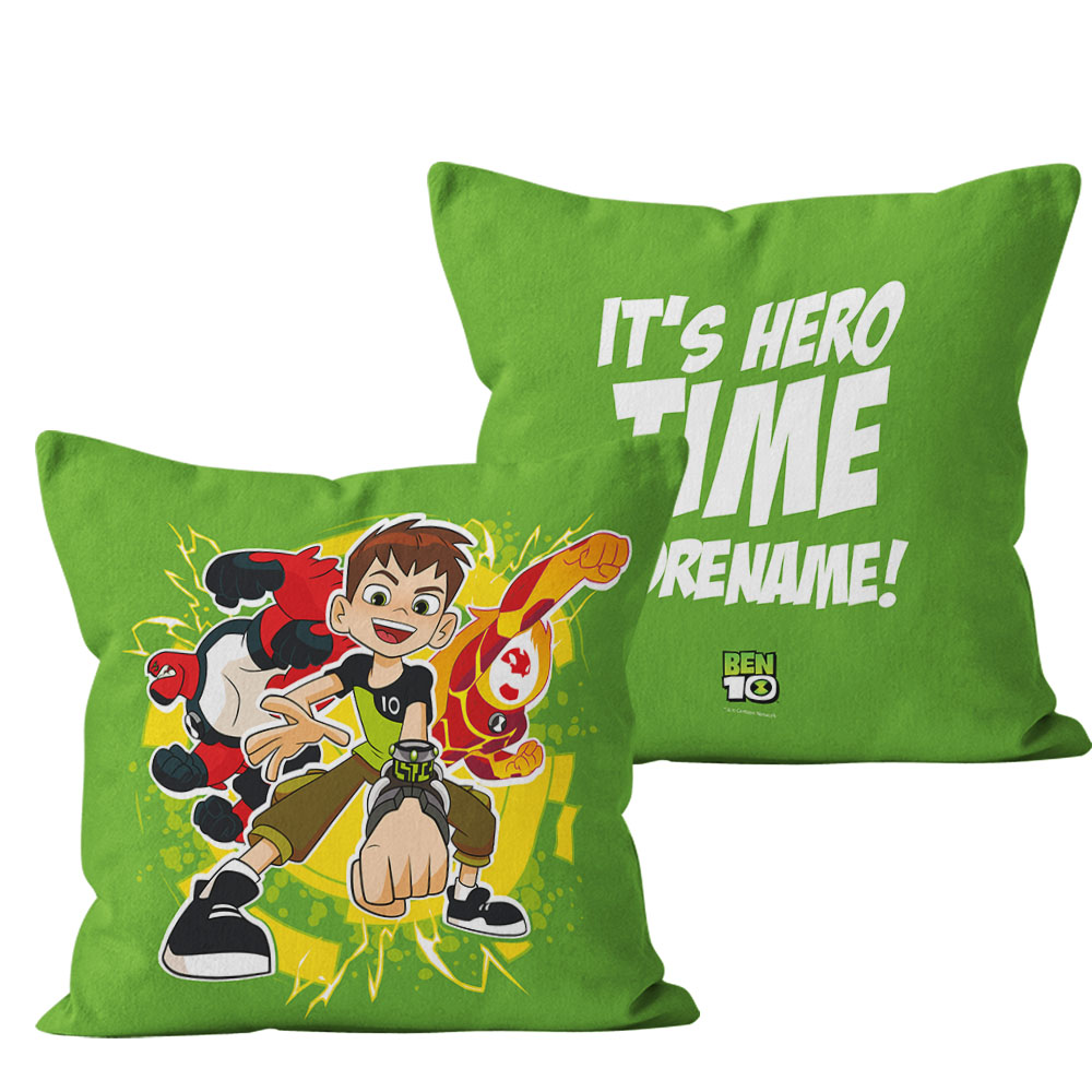 Ben 10 Group Cushion