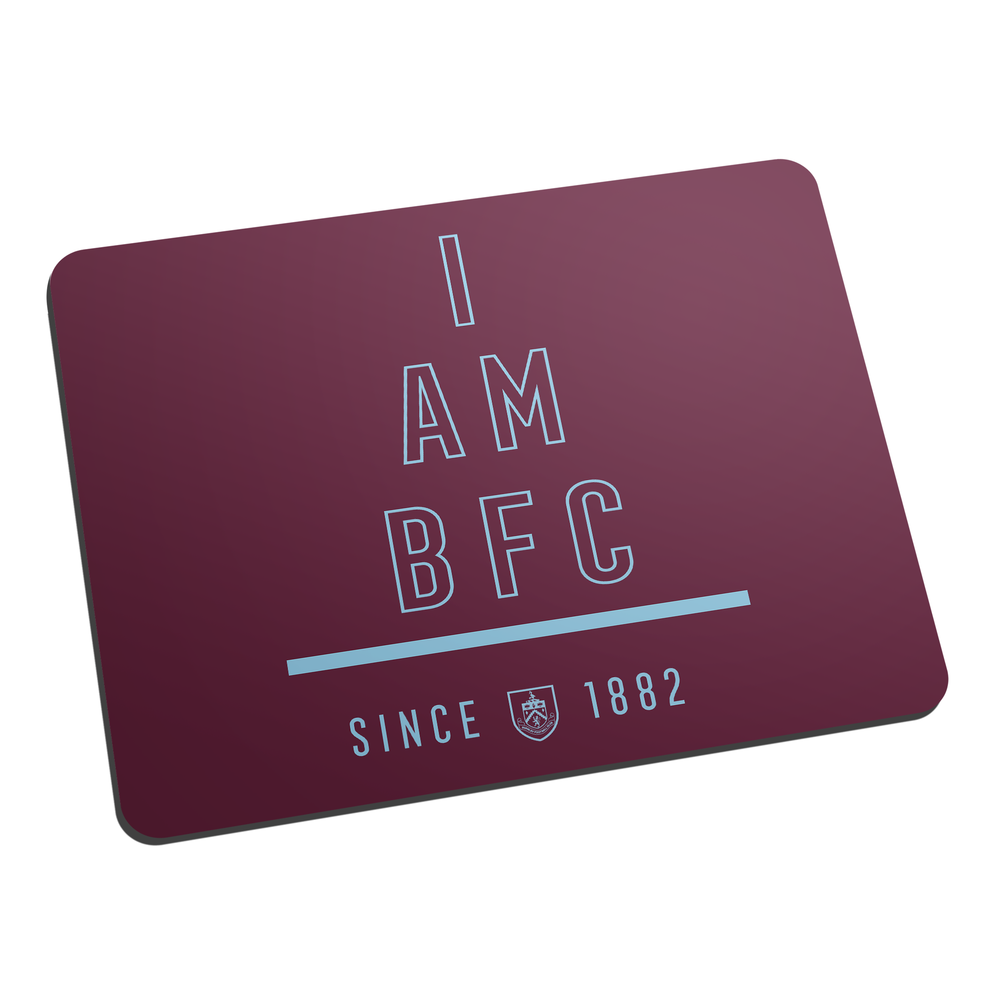 Burnley FC I Am Mouse Mat
