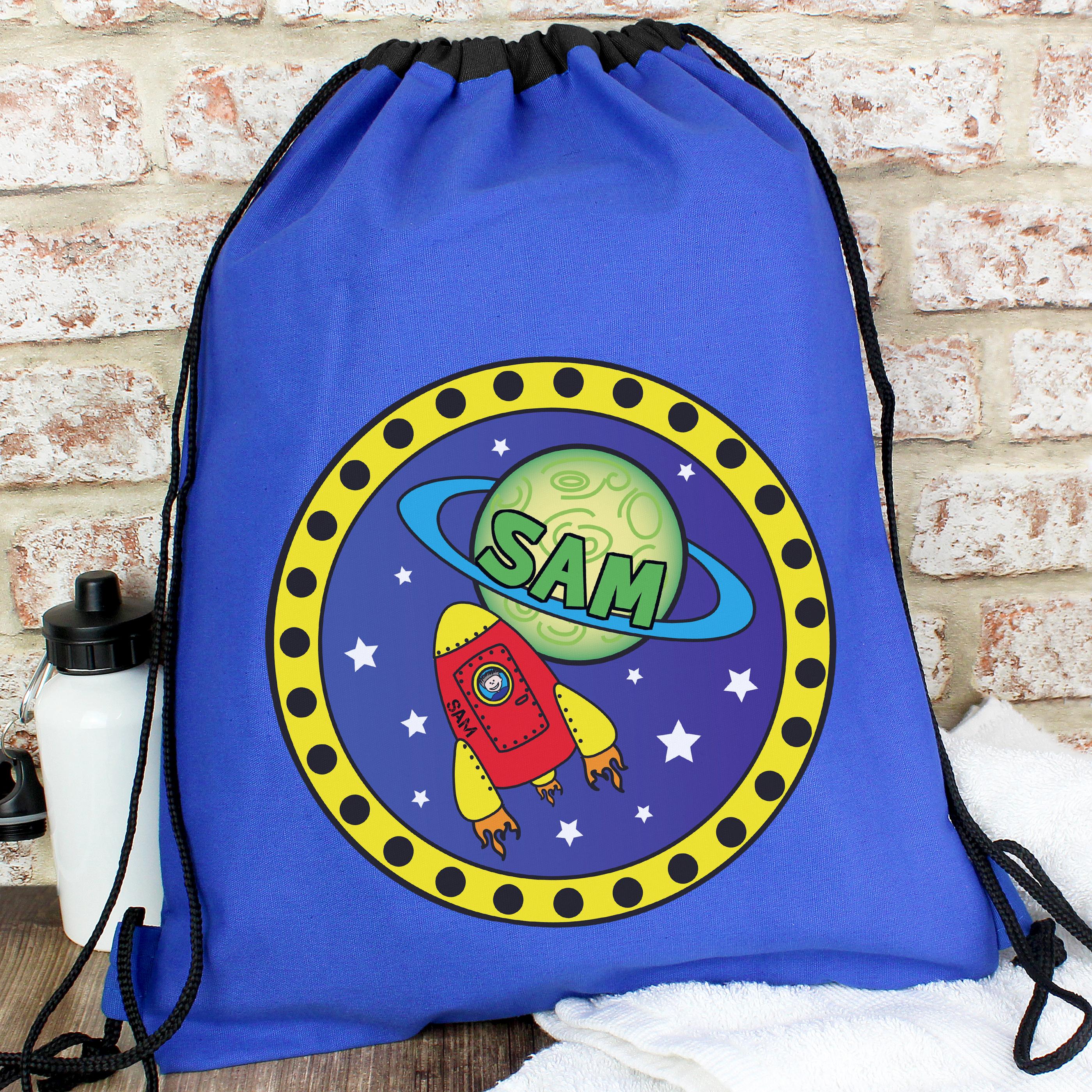 Personalised Space Kit Bag