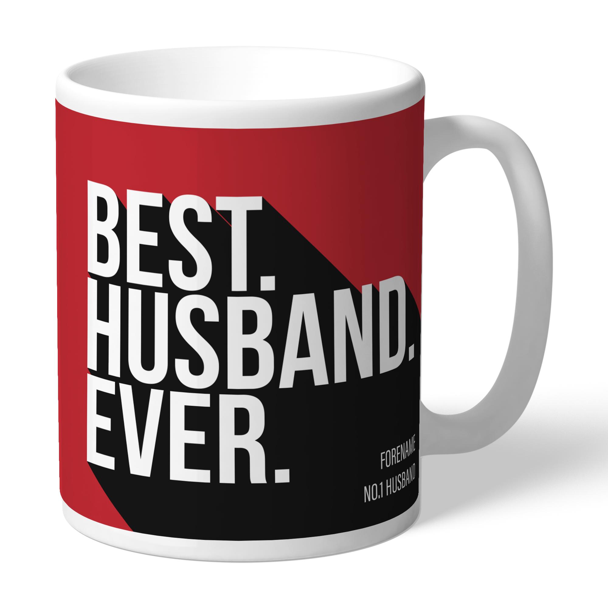 Middlesbrough Best Husband Ever Mug