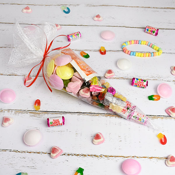 Romantic Retro Sweet Bouquet