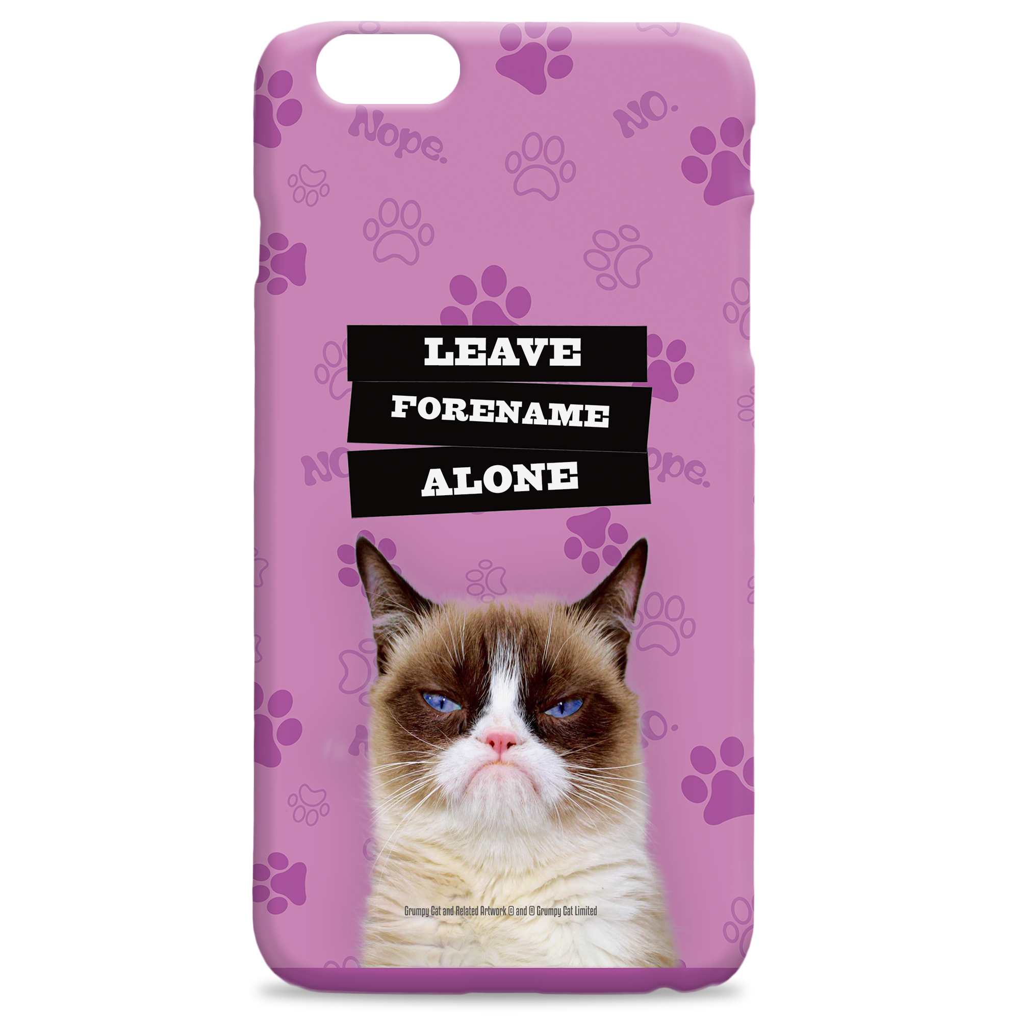 Grumpy Cat - Leave Alone Case