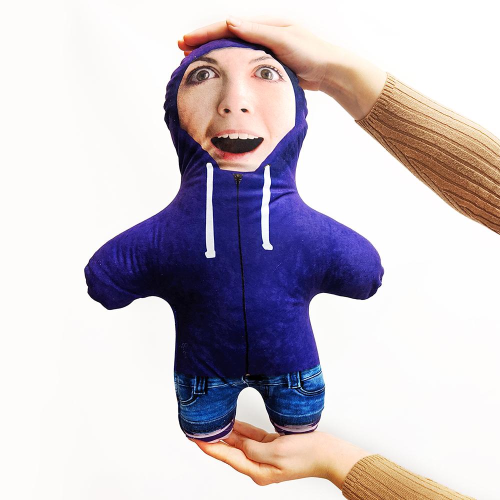 Hoodie - Purple - MINI ME