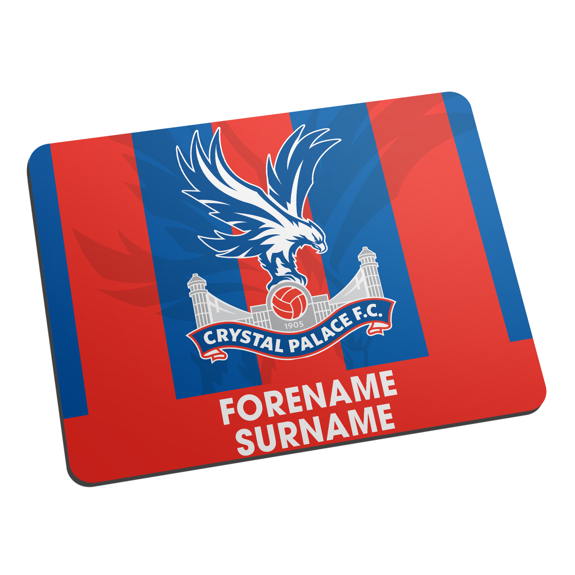 Crystal Palace FC Bold Crest Mouse Mat