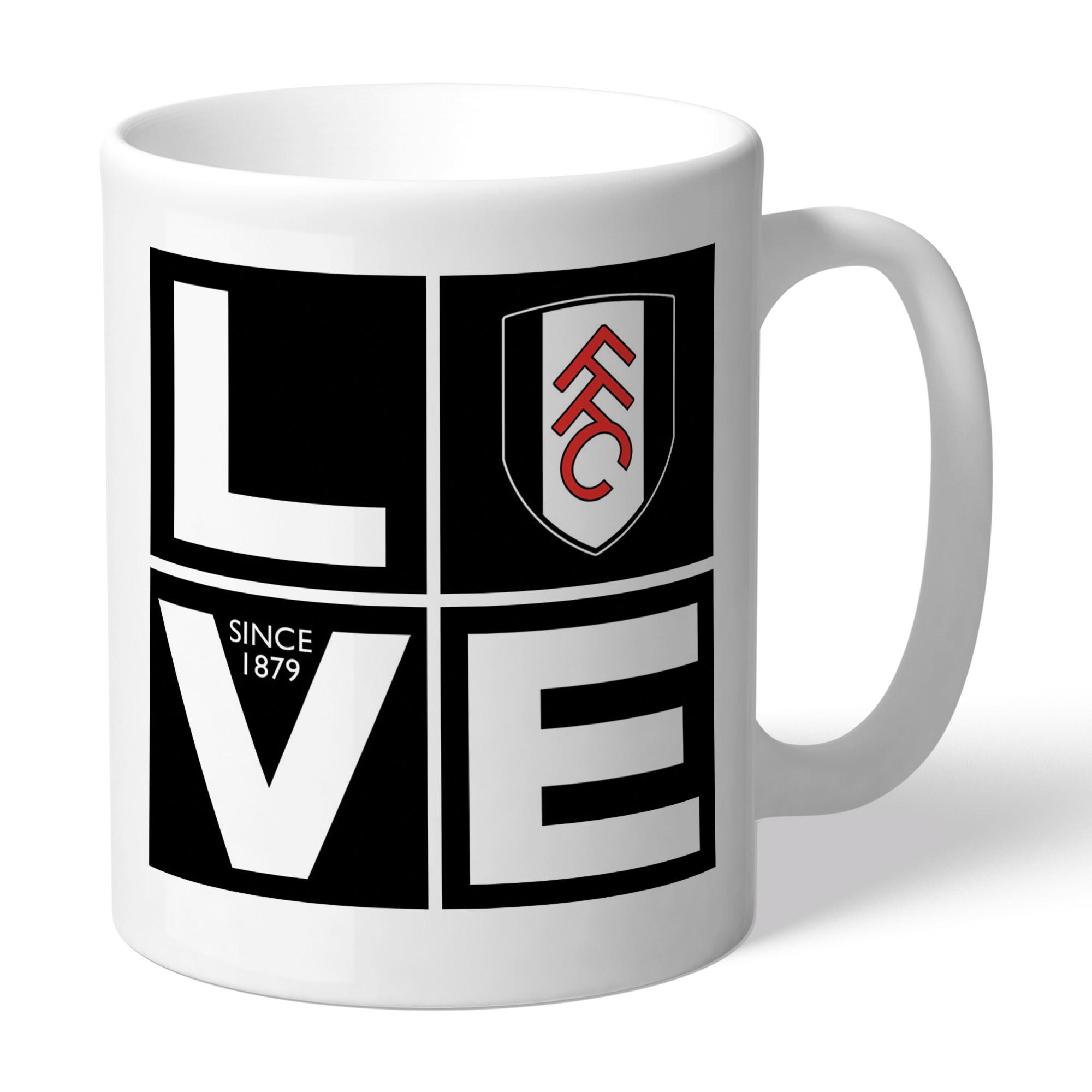 Fulham Love Mug