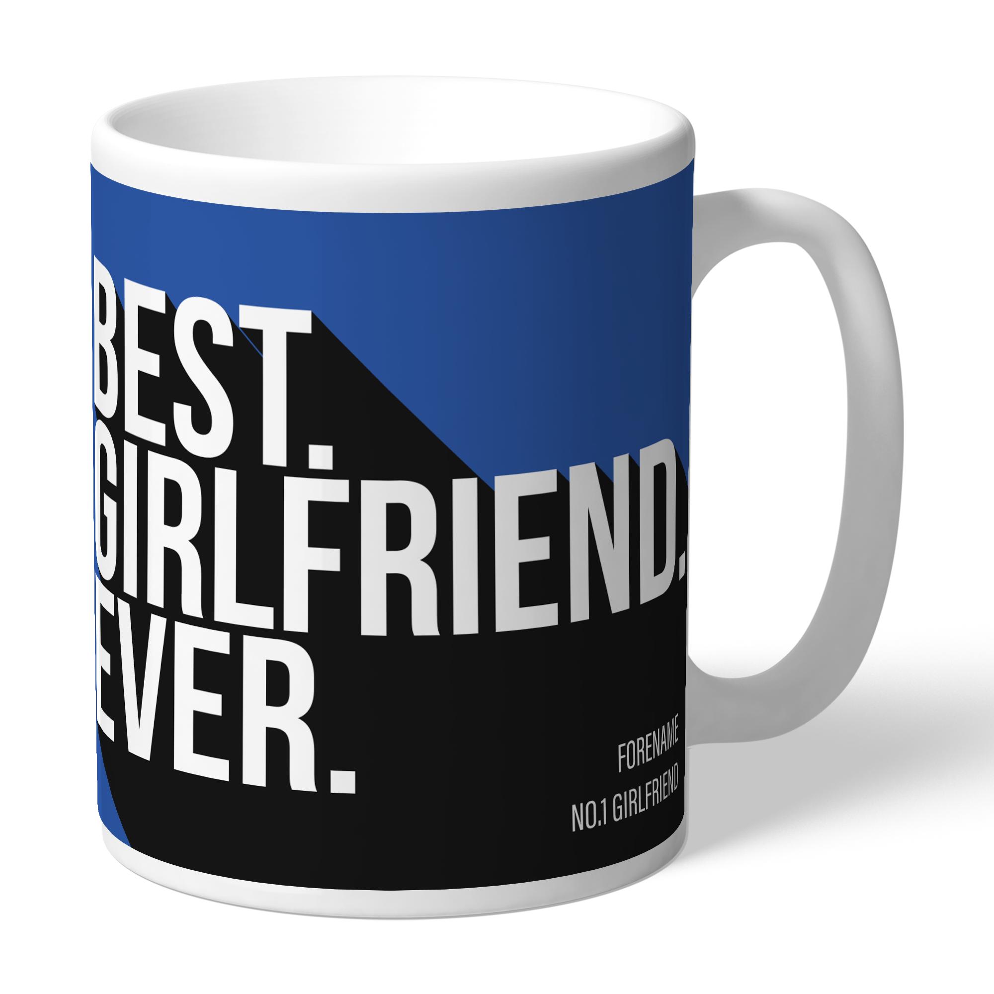 Sheffield Wednesday Best Girlfriend Ever Mug