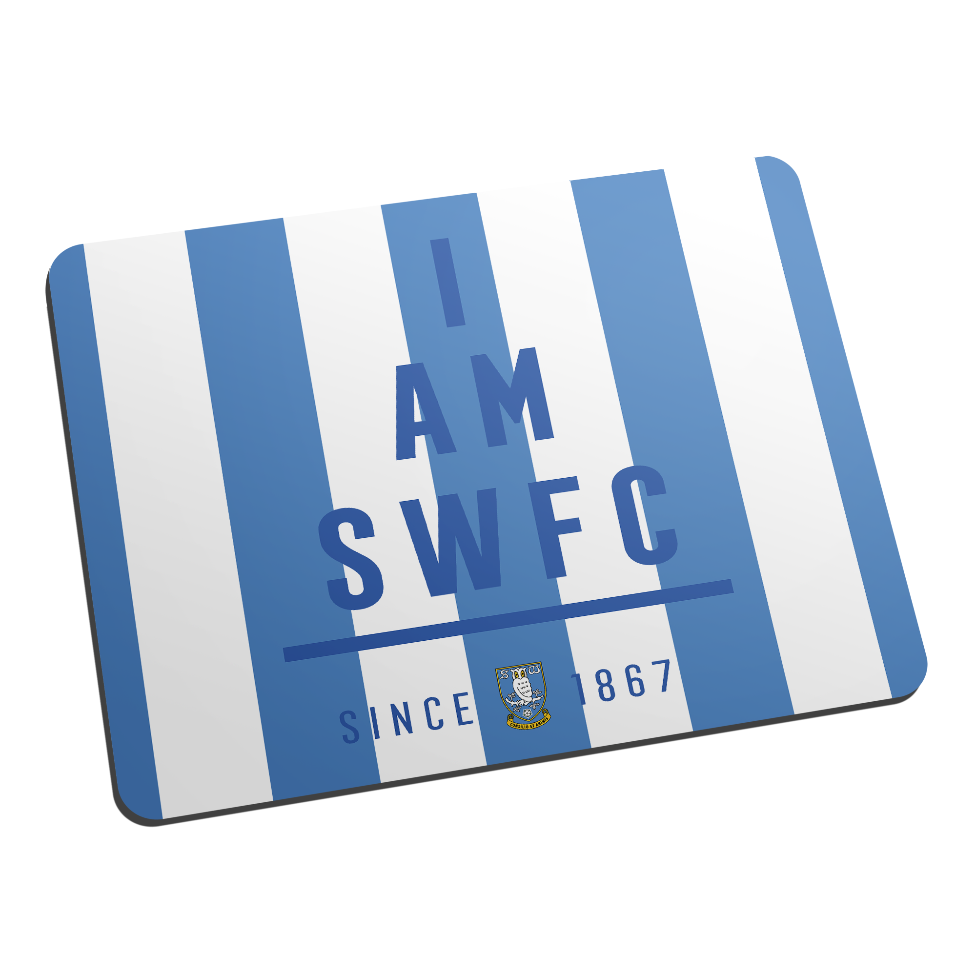 Sheffield Wednesday I Am Mouse Mat