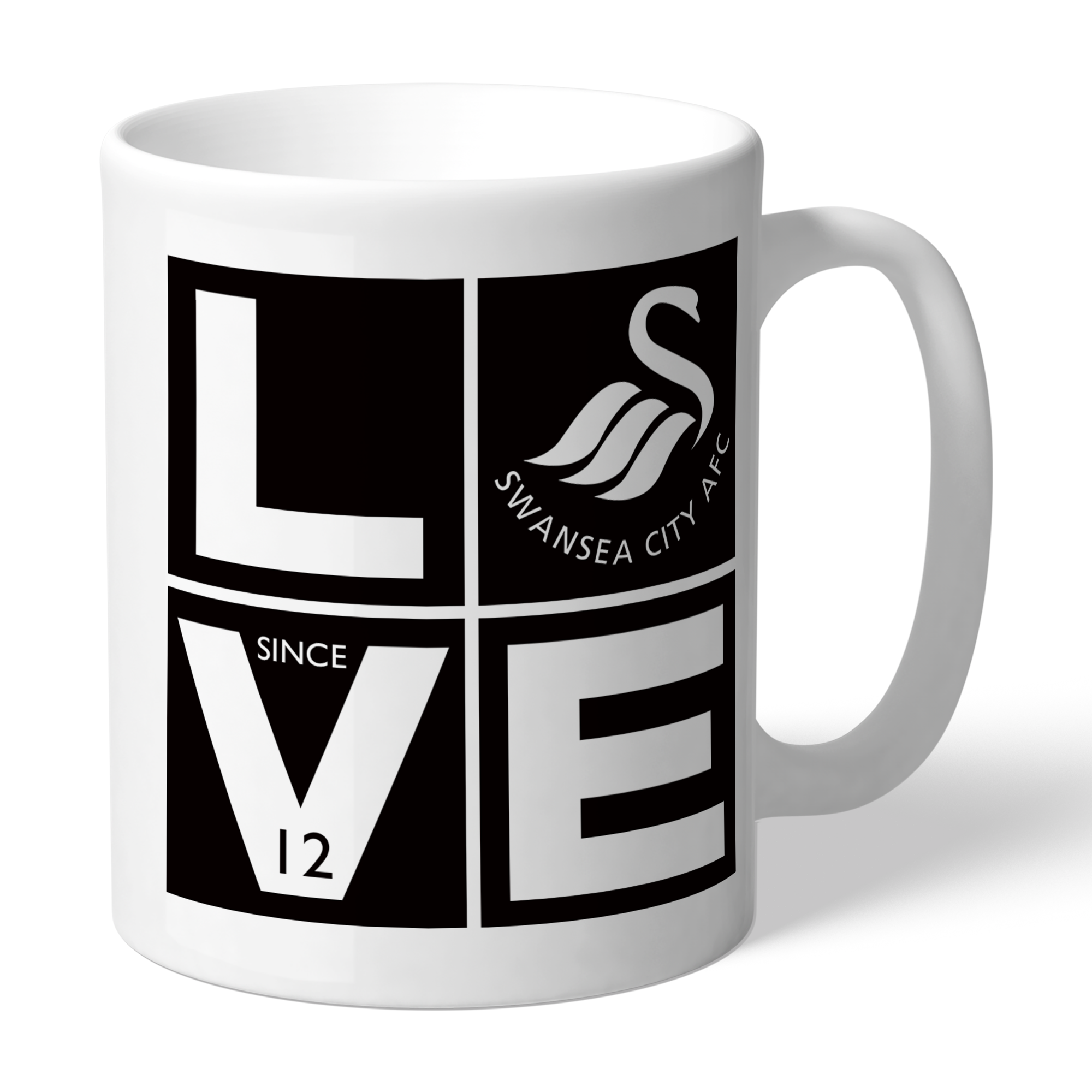 Swansea City AFC Love Mug