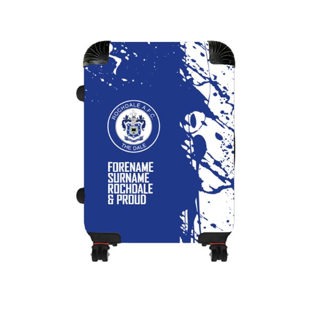 Rochdale AFC Proud Cabin Suitcase