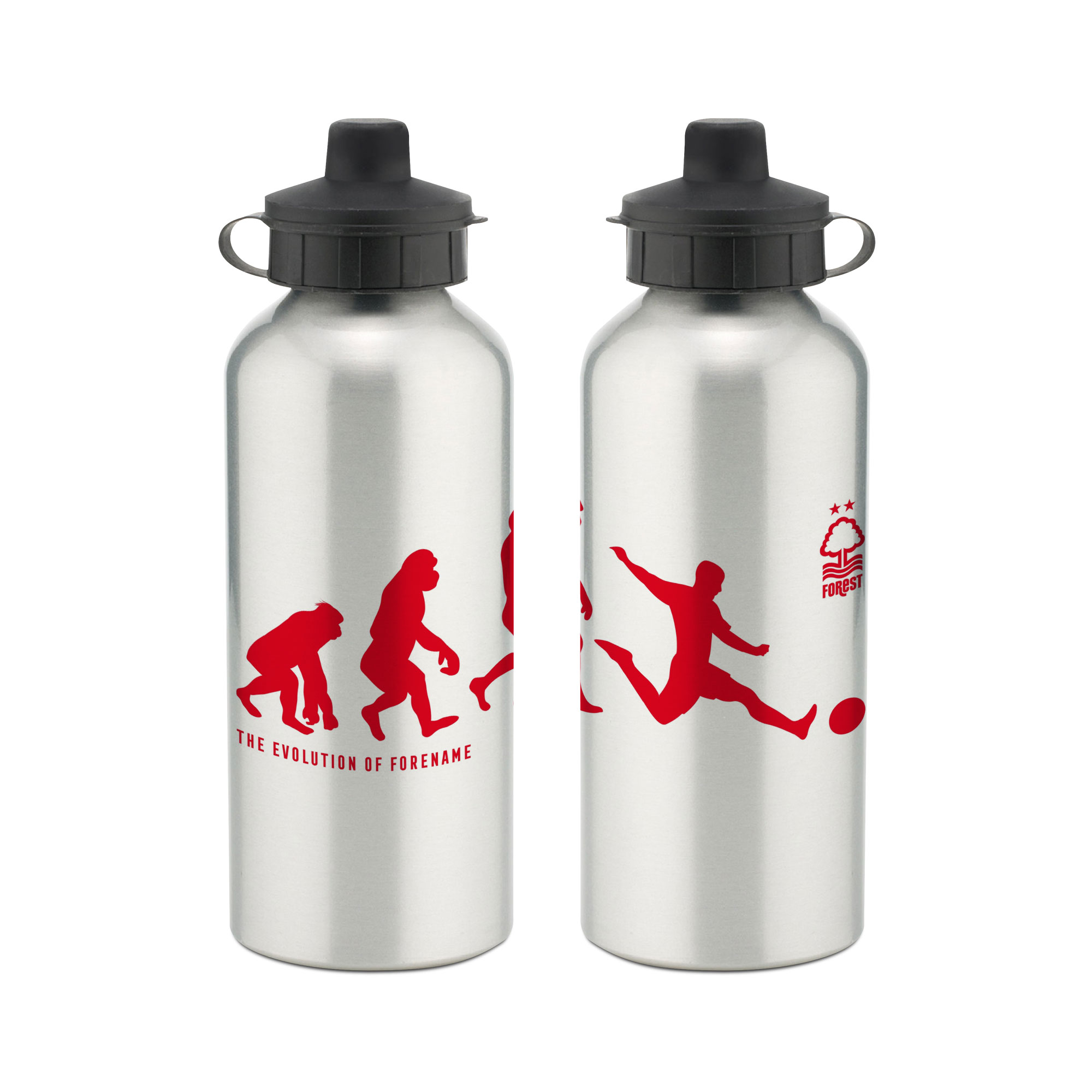 Nottingham Forest FC Evolution Water Bottle