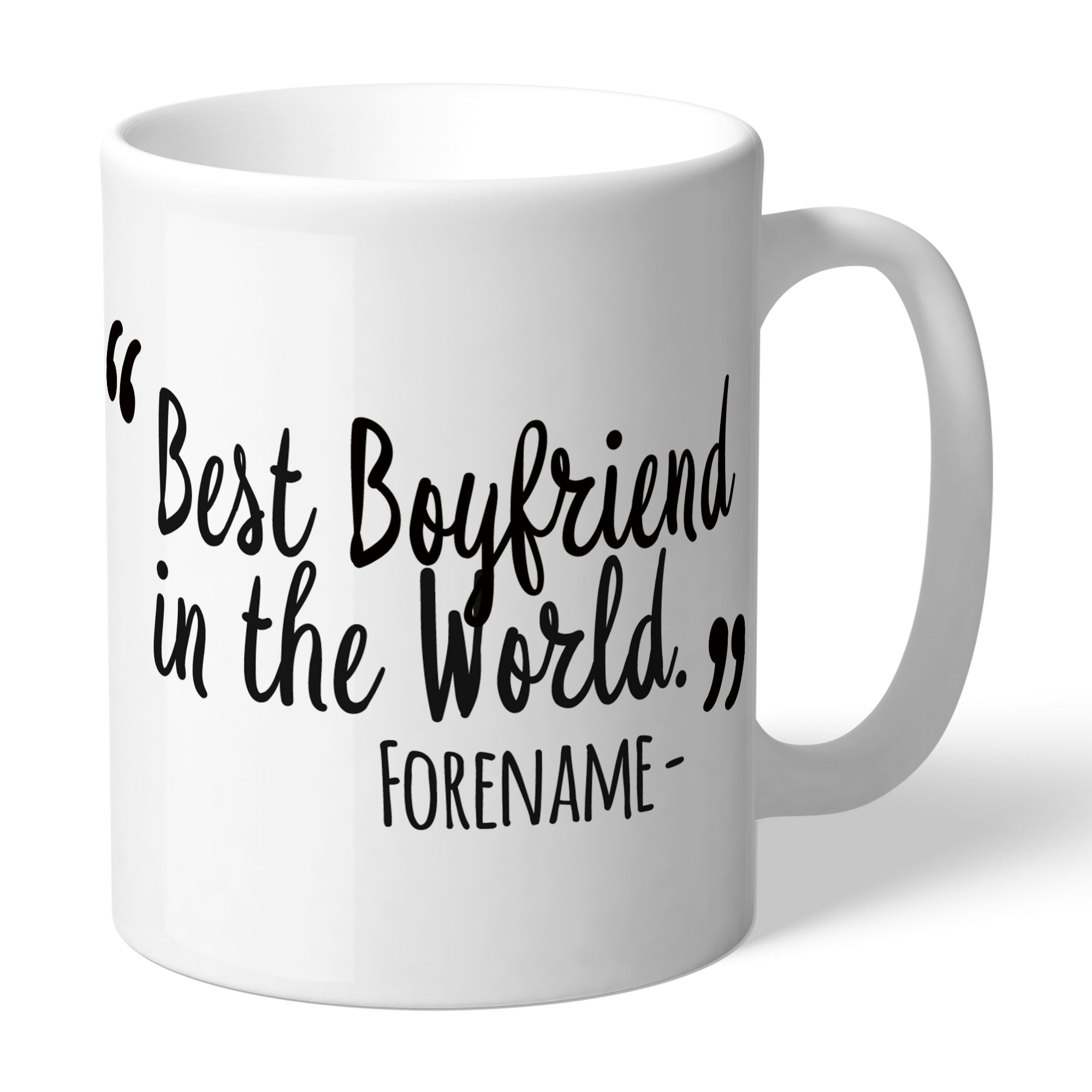Swansea City AFC Best Boyfriend In The World Mug