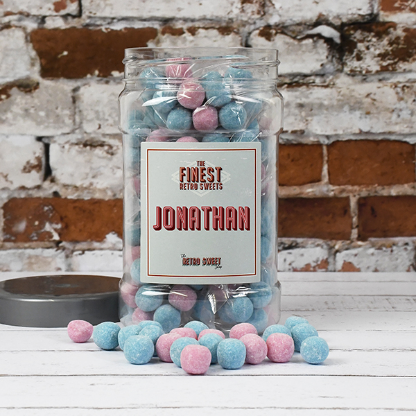 Bubblegum Bon Bons Jar