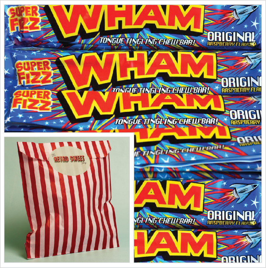 Wham Bar Sweet Bag