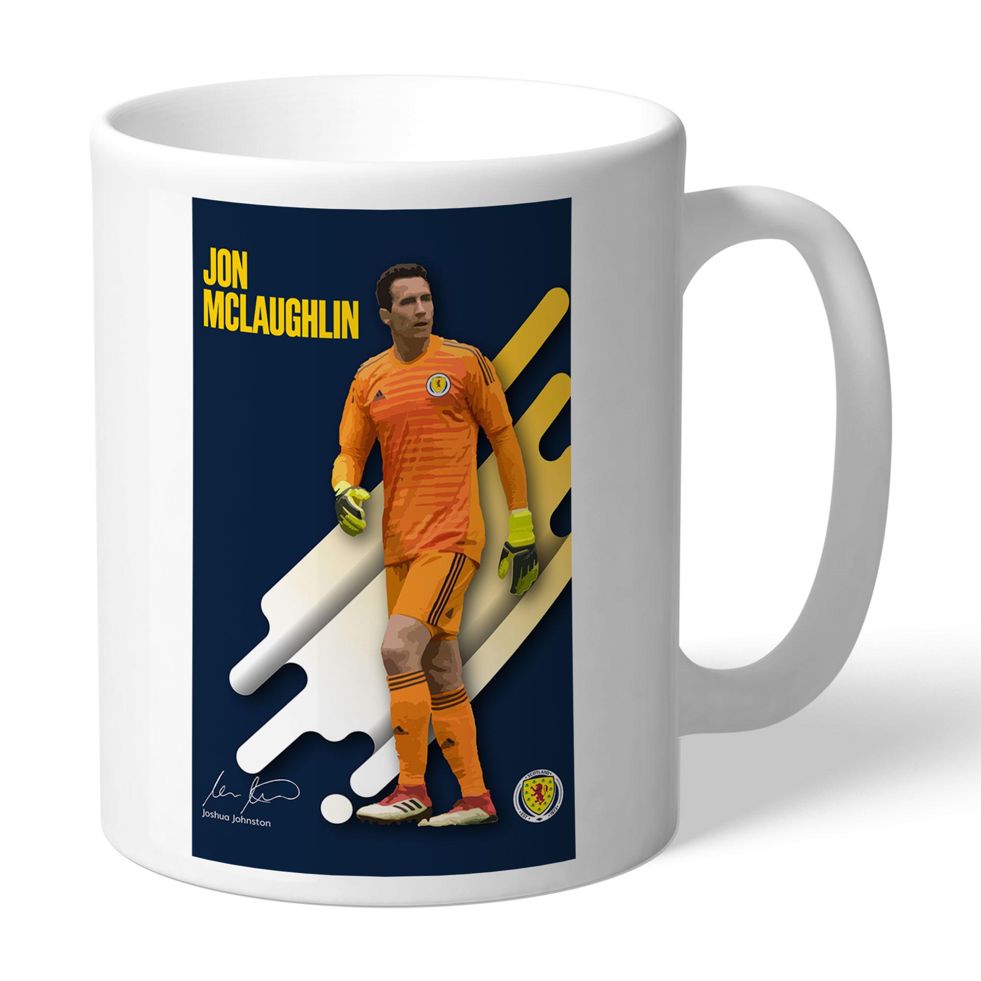 Scotland McLaughlin Art Mug