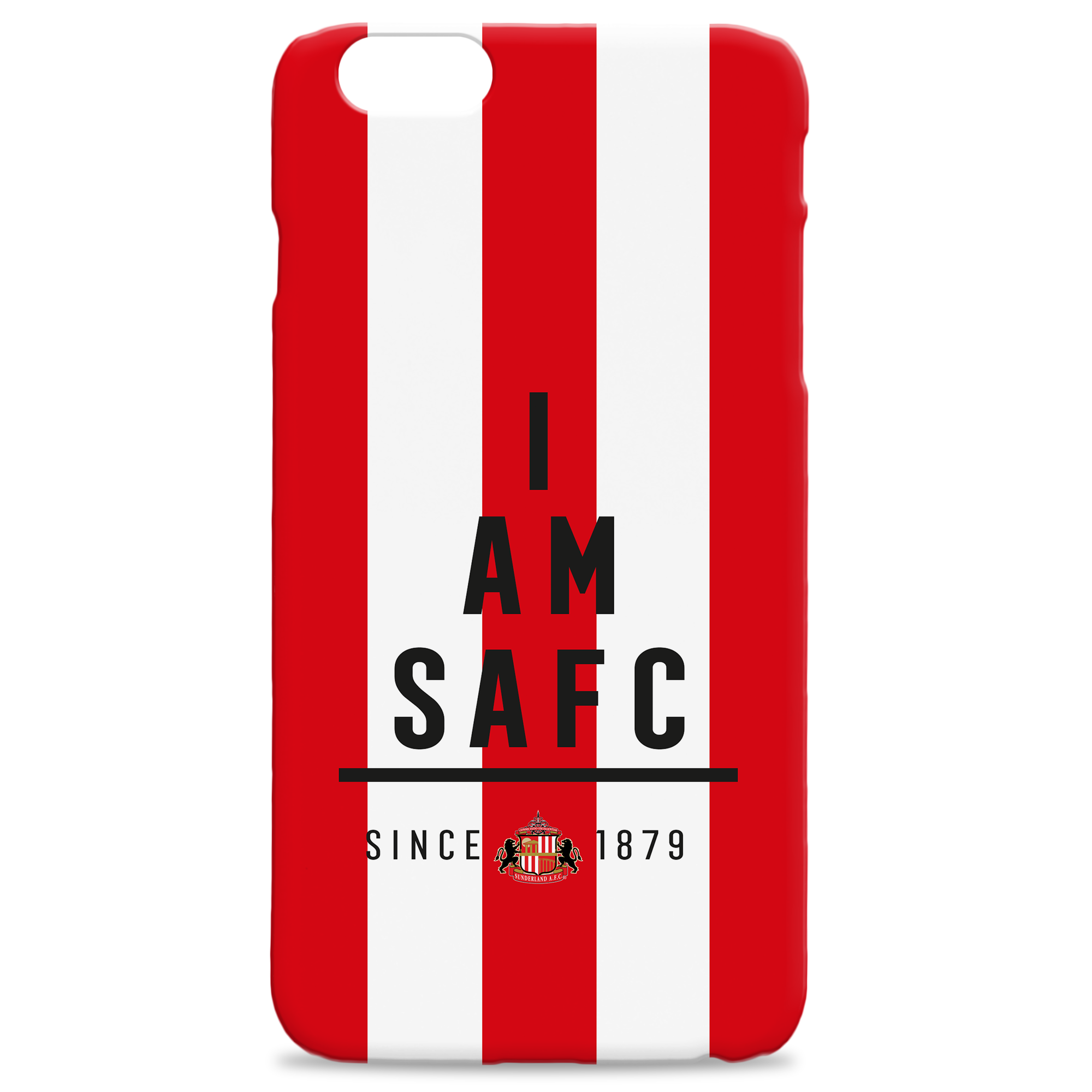 Sunderland I Am Phone Case