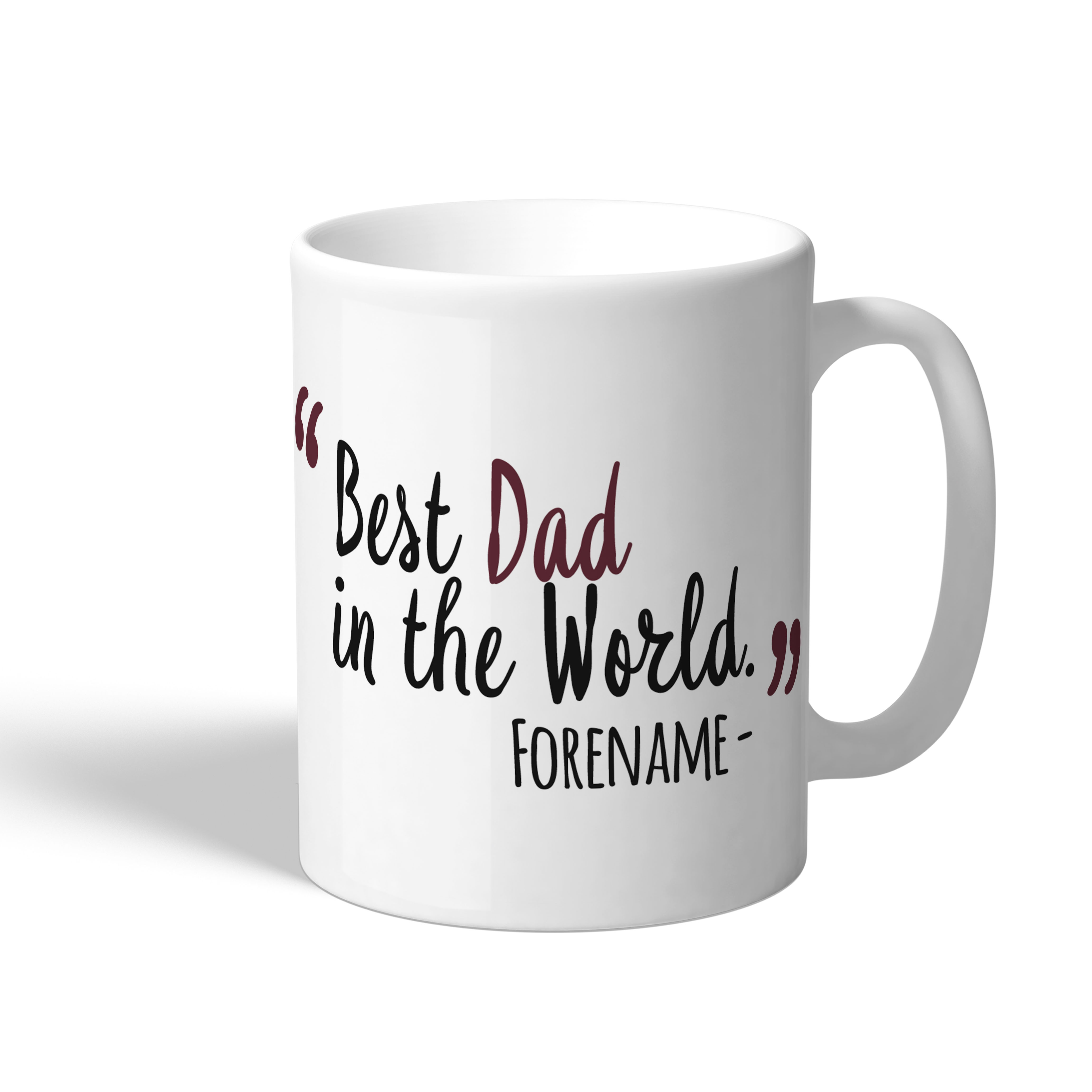 West Ham United FC Best Dad In The World Mug