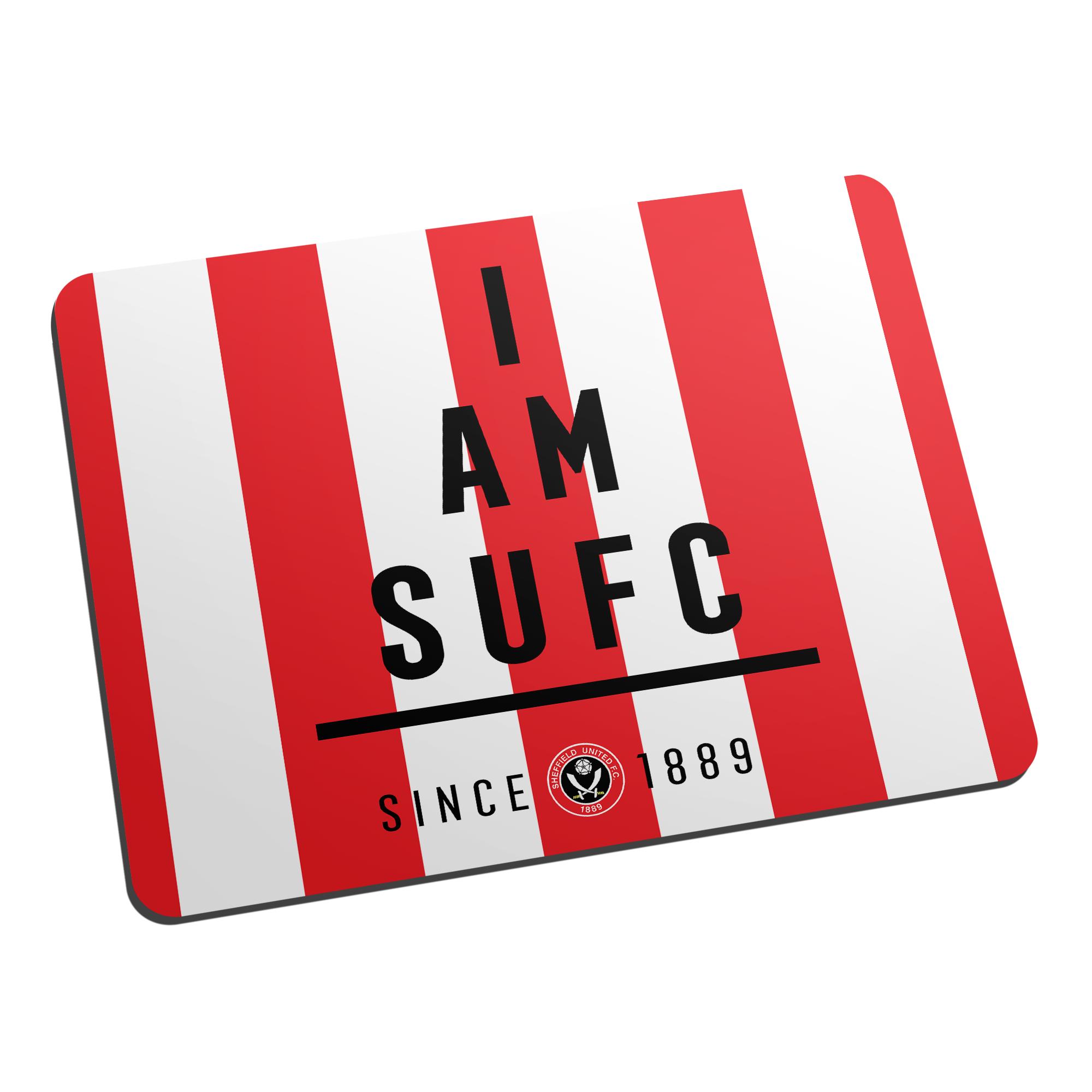Sheffield United FC I Am Mouse Mat