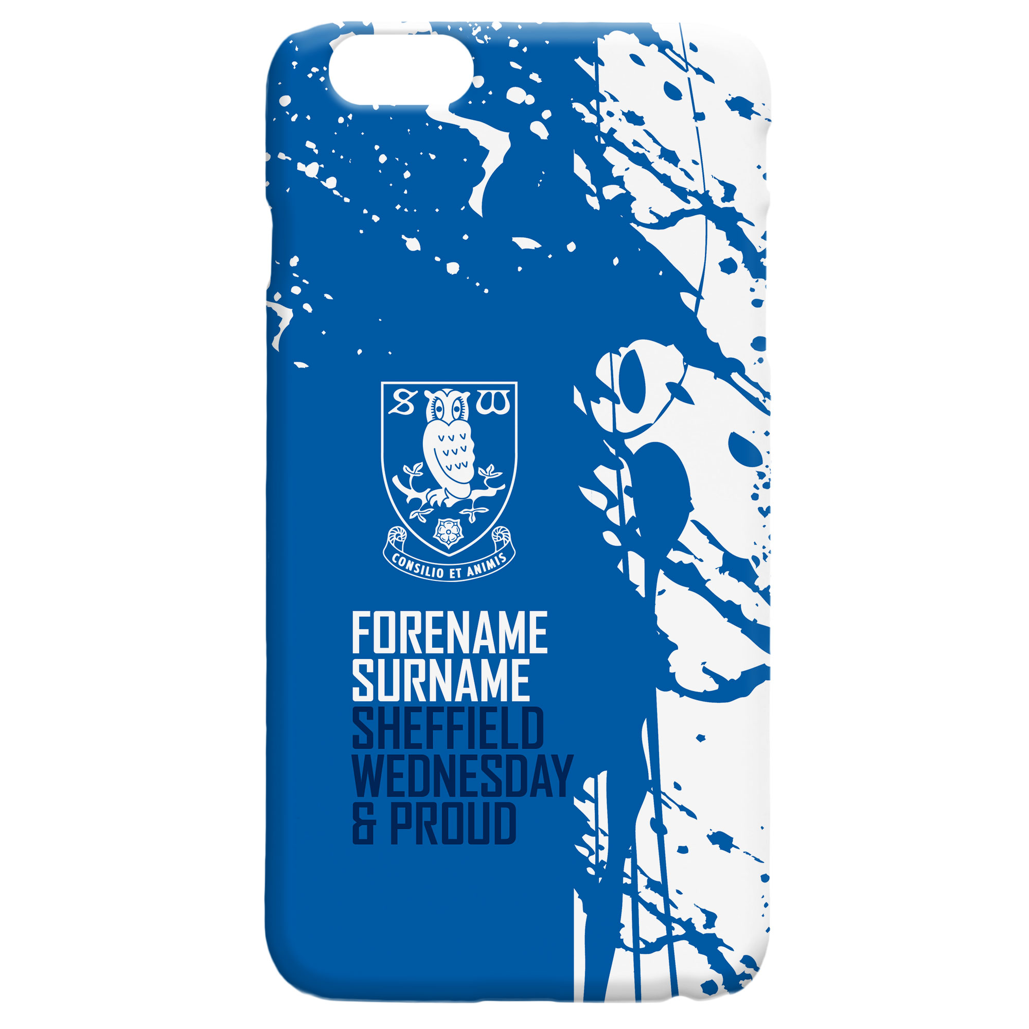 Sheffield Wednesday FC Proud Hard Back Phone Case
