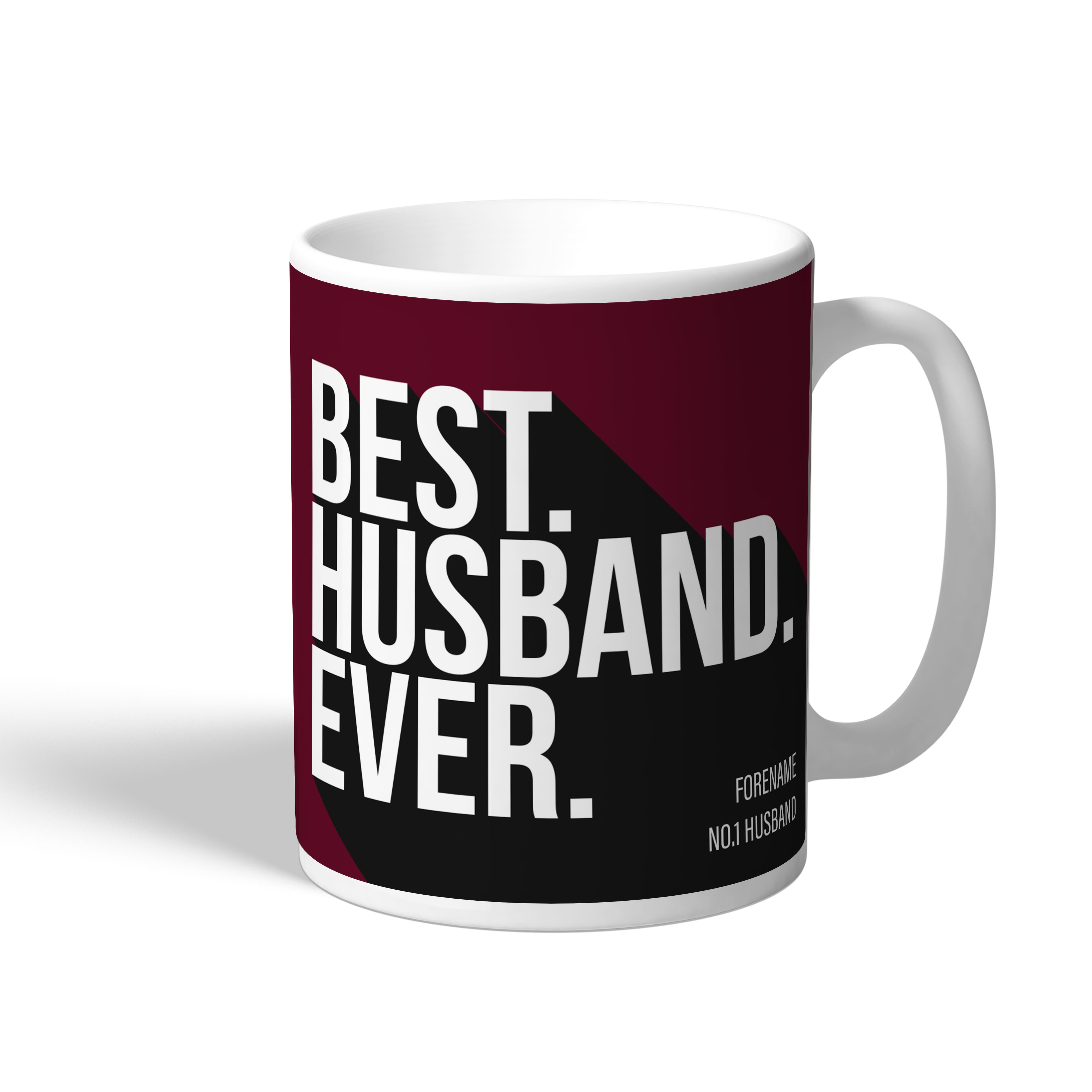 West Ham United FC Best Husband Ever Mug