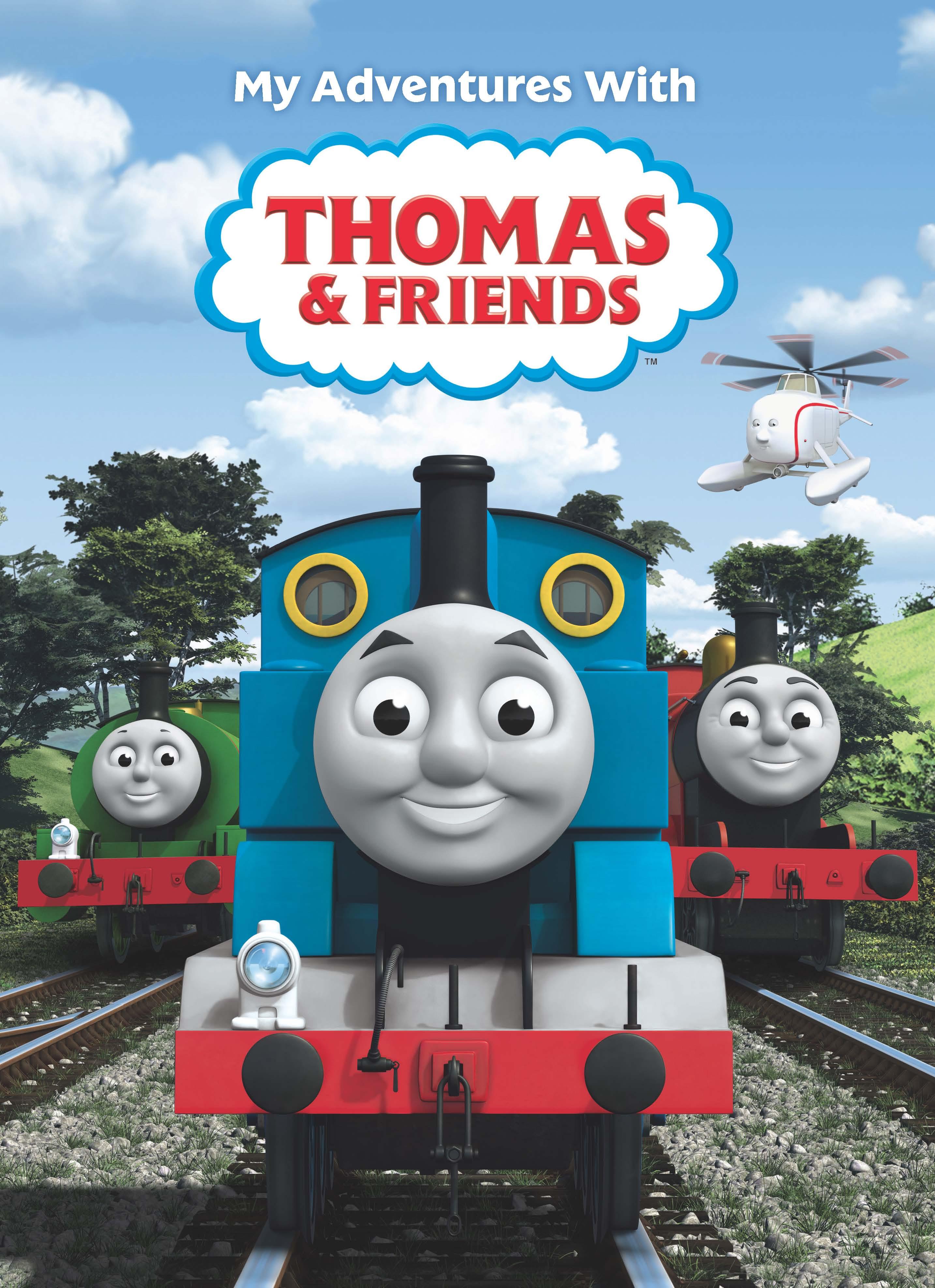 Personalised Thomas & Friends Large Size