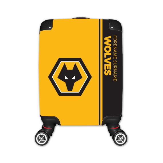 Wolverhampton Wanderers FC Crest Kid's Suitcase