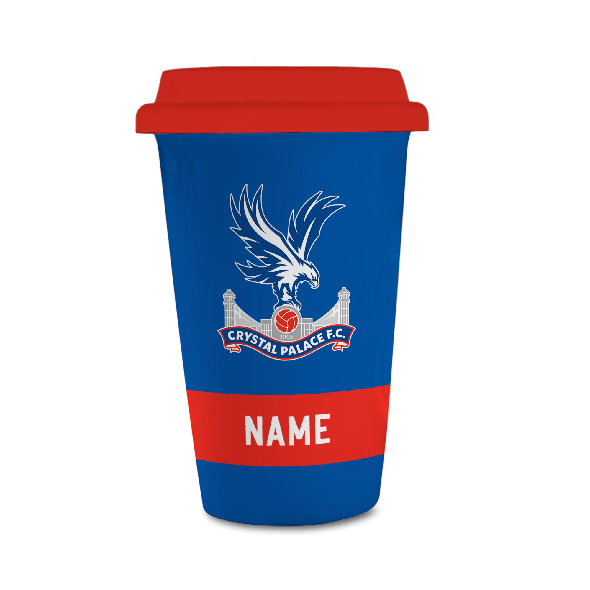 Crystal Palace FC Eat Sleep Drink  Reusable Cup