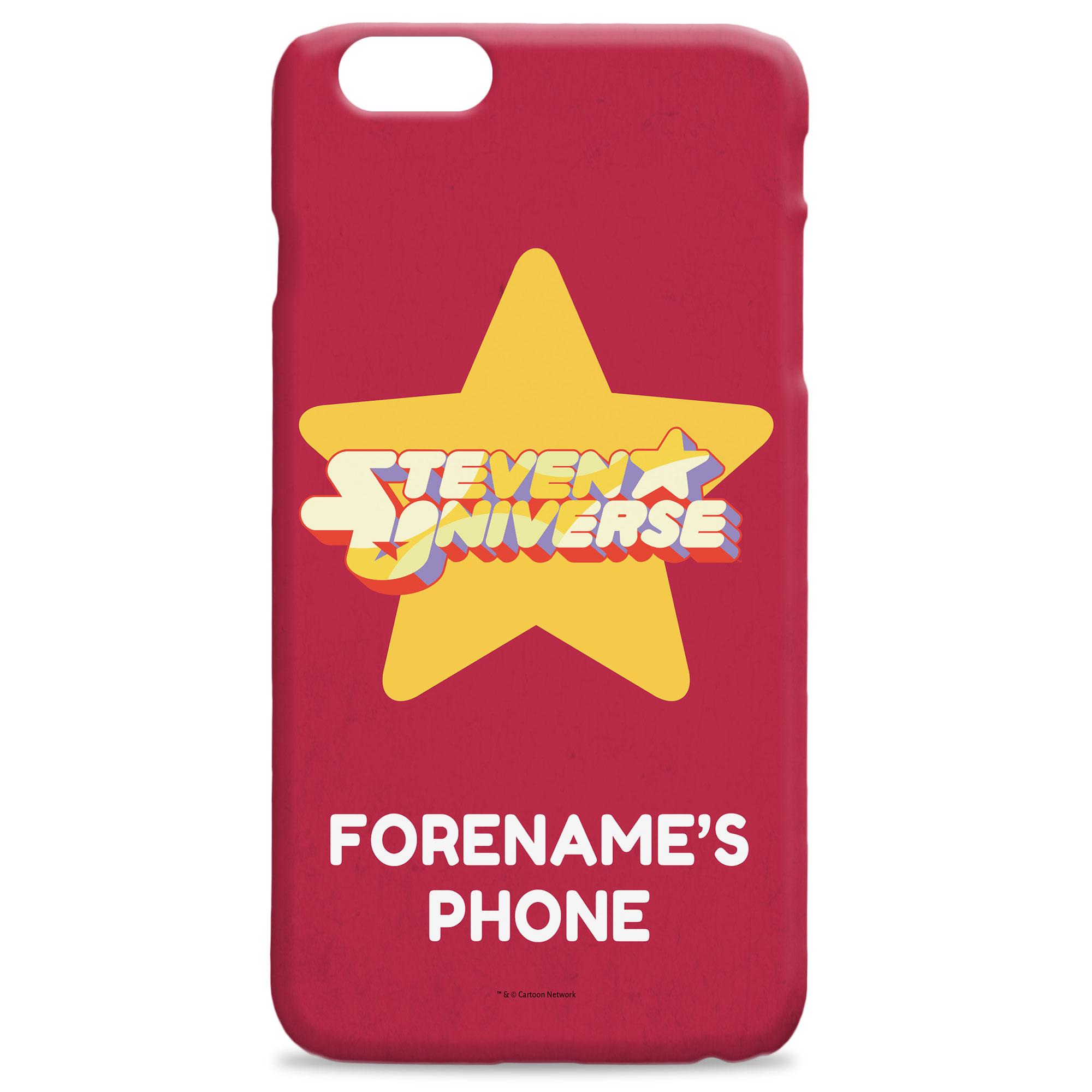 Steven Universe Steven Logo iPhone Case