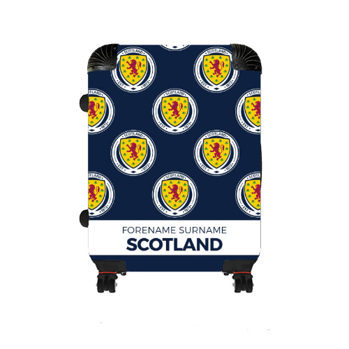 Scotland Mini Crest Medium Suitcase