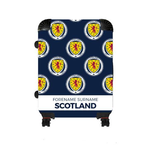 Scotland Mini Crest Medium Suitcase