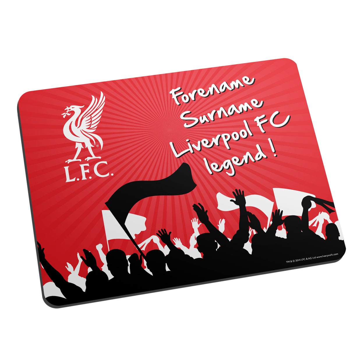 Liverpool FC Legend Mouse Mat