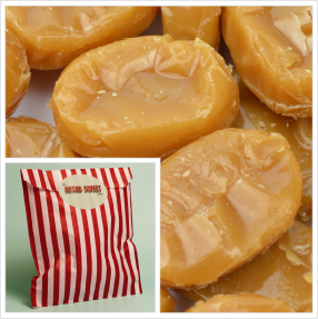 Butterscotch Sweet Bag