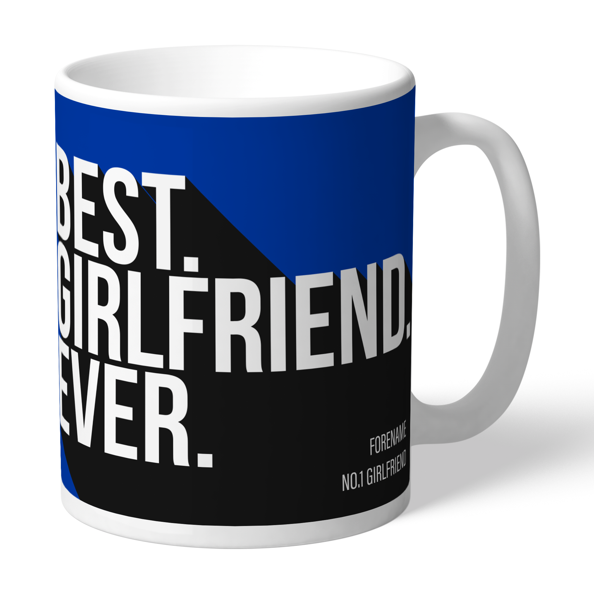 Brighton & Hove Albion FC Best Girlfriend Ever Mug