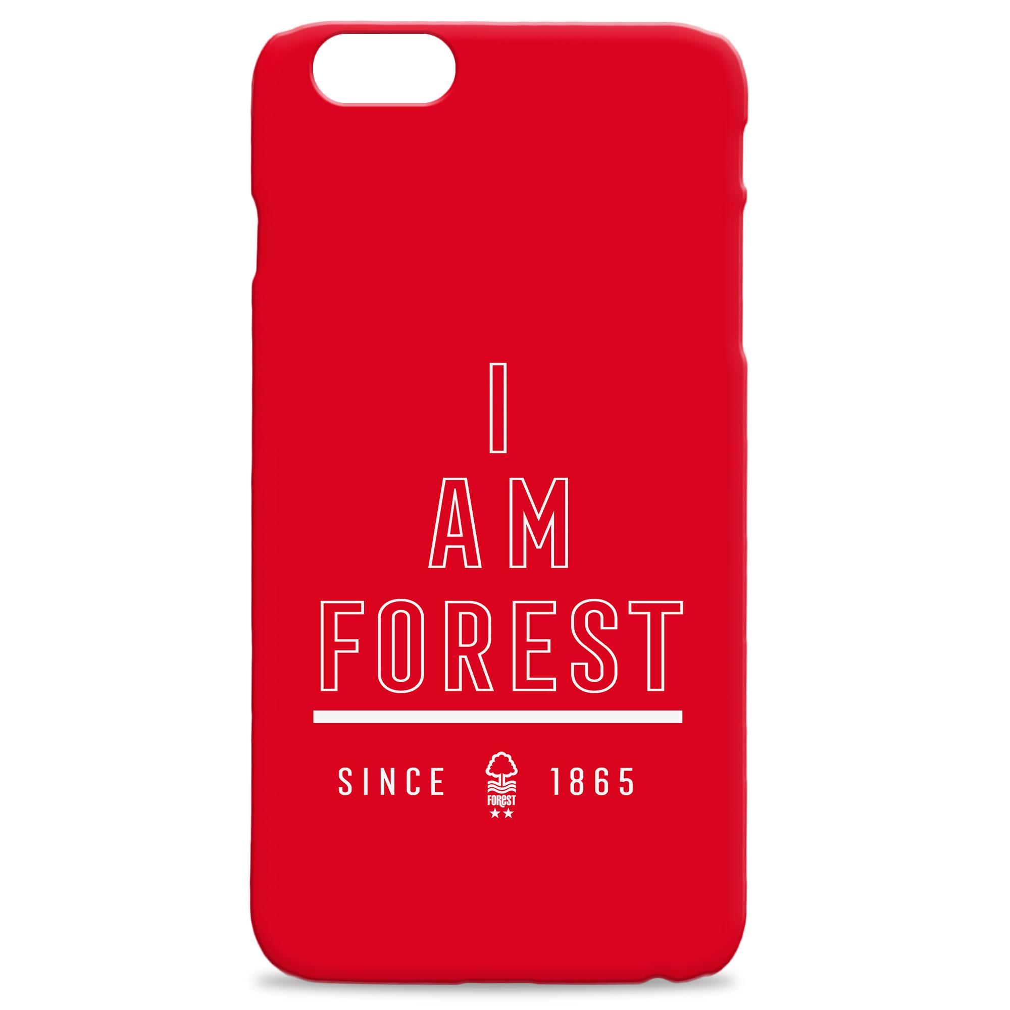 Nottingham Forest I Am Phone Case