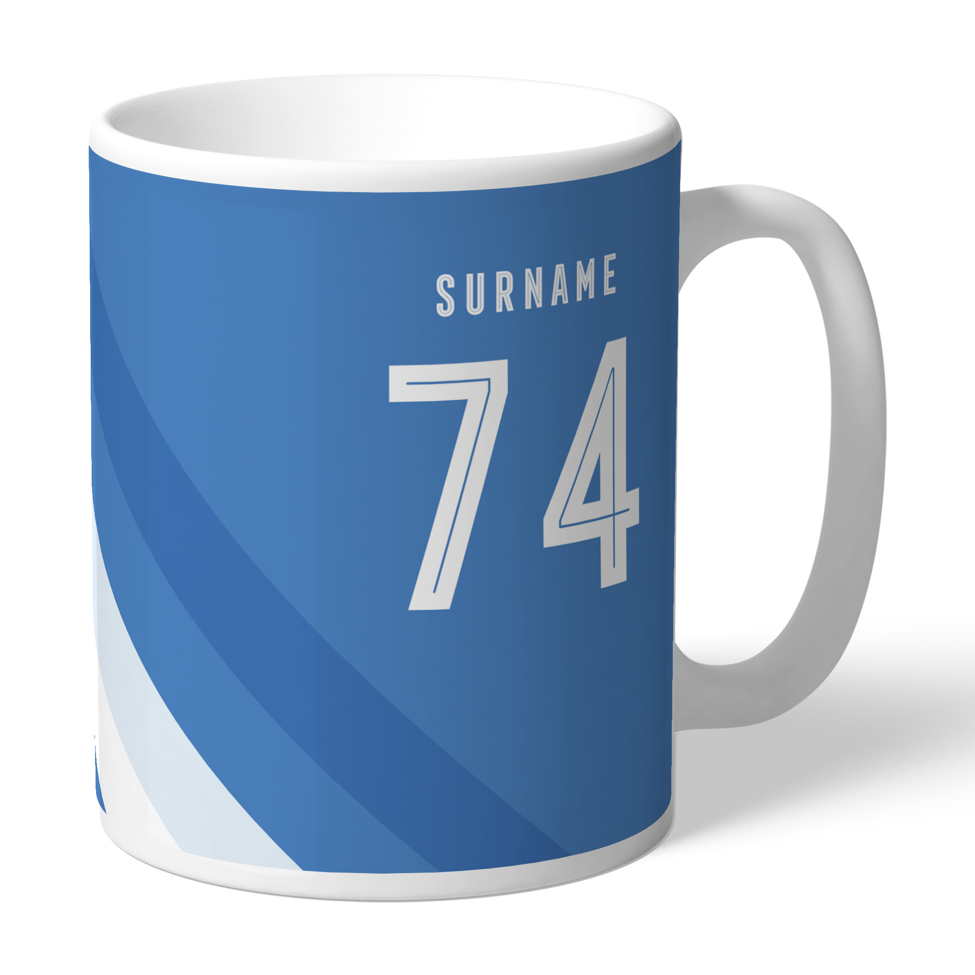 Sheffield Wednesday Stripe Mug