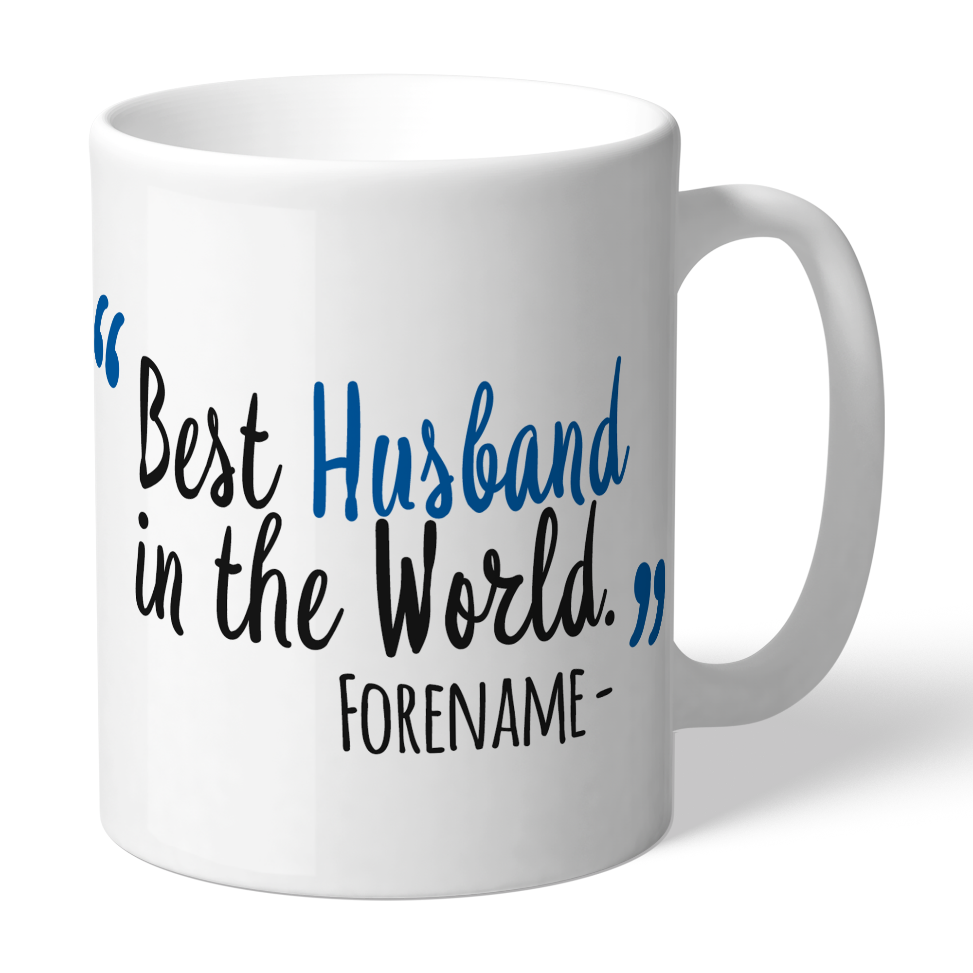 Cardiff City Best Husband In The World Mug