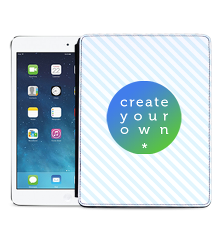 Faux Leather iPad Air Flip Case