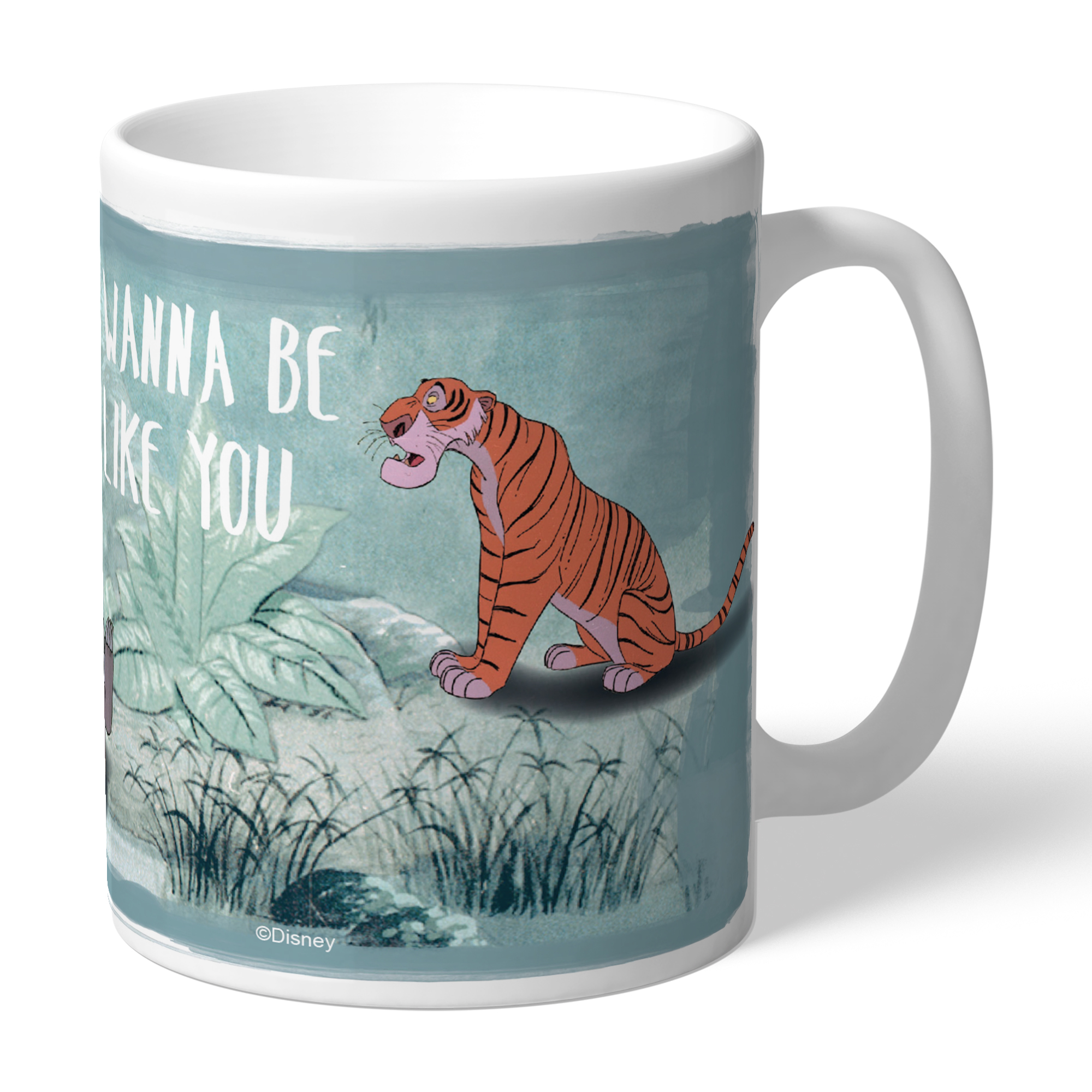Disney The Jungle Book 'I Wanna Be Like You' Mug