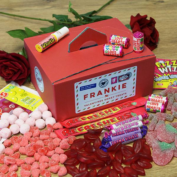 Cupid's Sweet Box