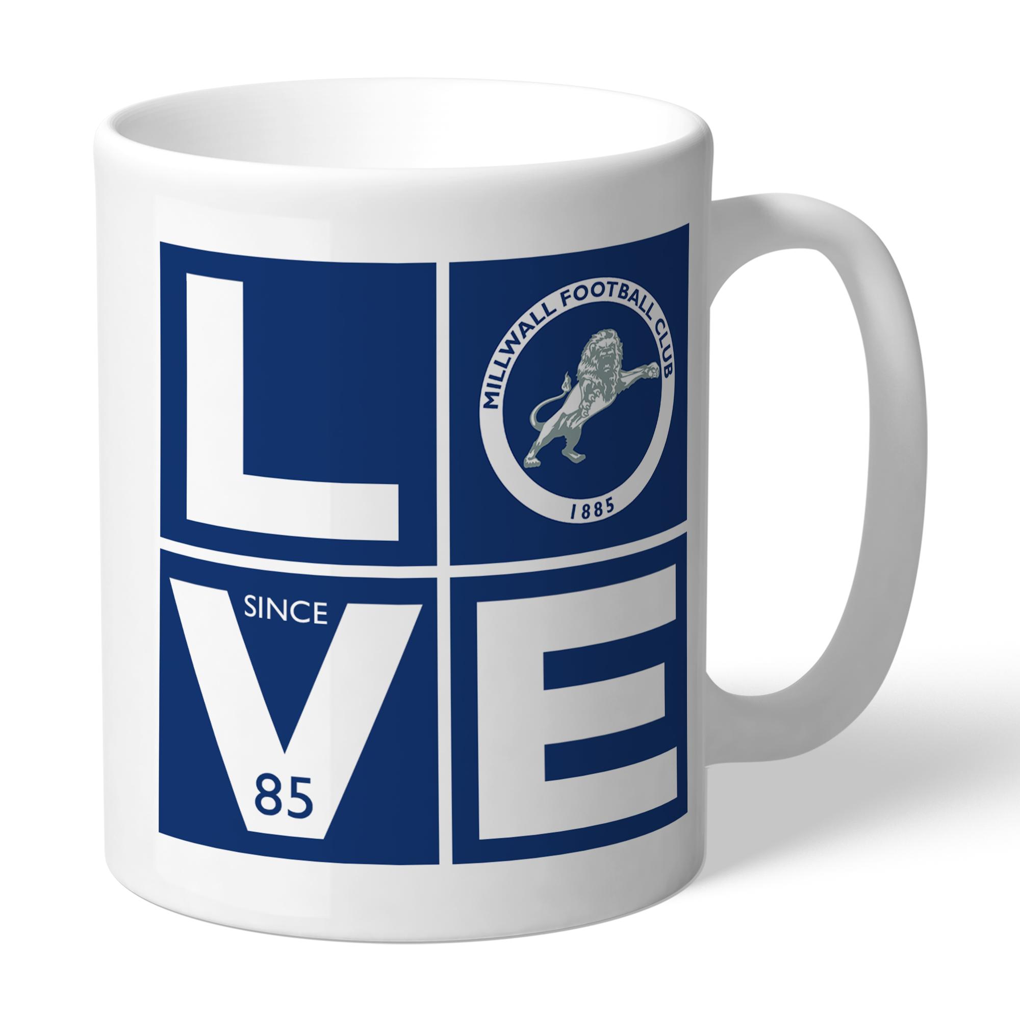 Millwall Love Mug