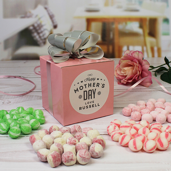 Mothers Day Sweet Cube