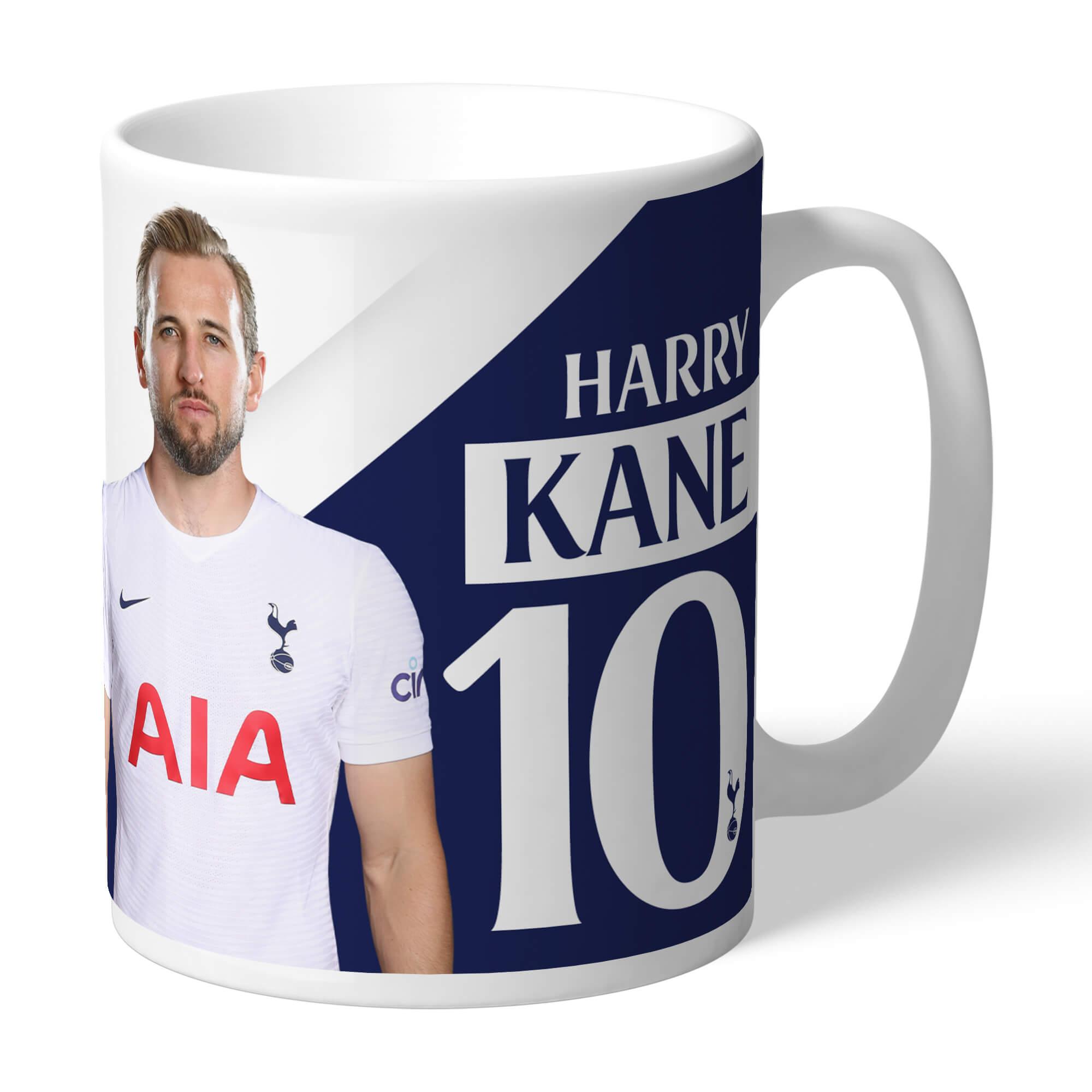 Tottenham Hotspur Kane Autograph Mug