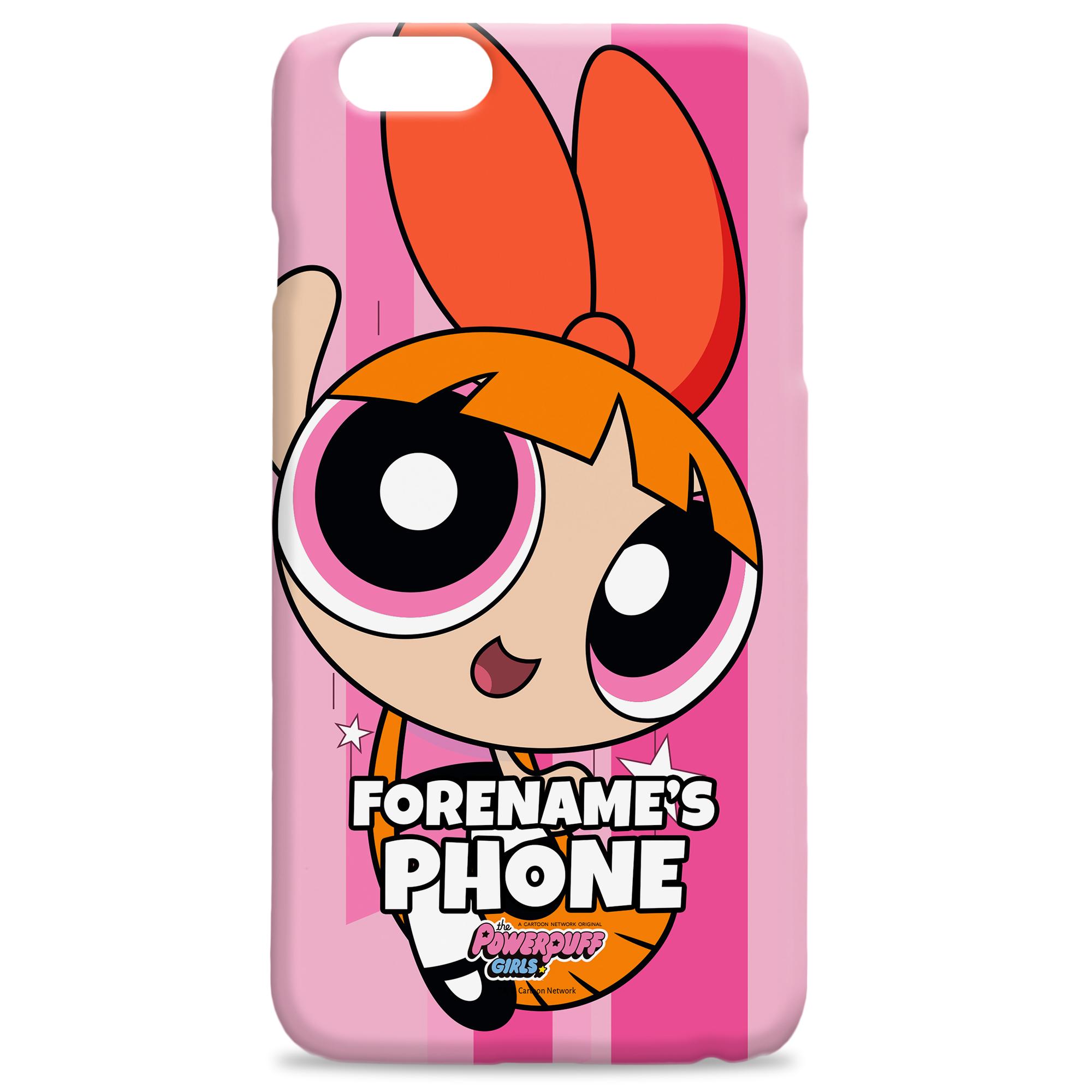 Powerpuff Girls Blossom Comic iPhone Case