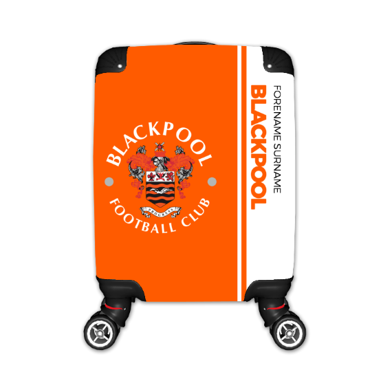 Blackpool Crest Kid's Suitcase