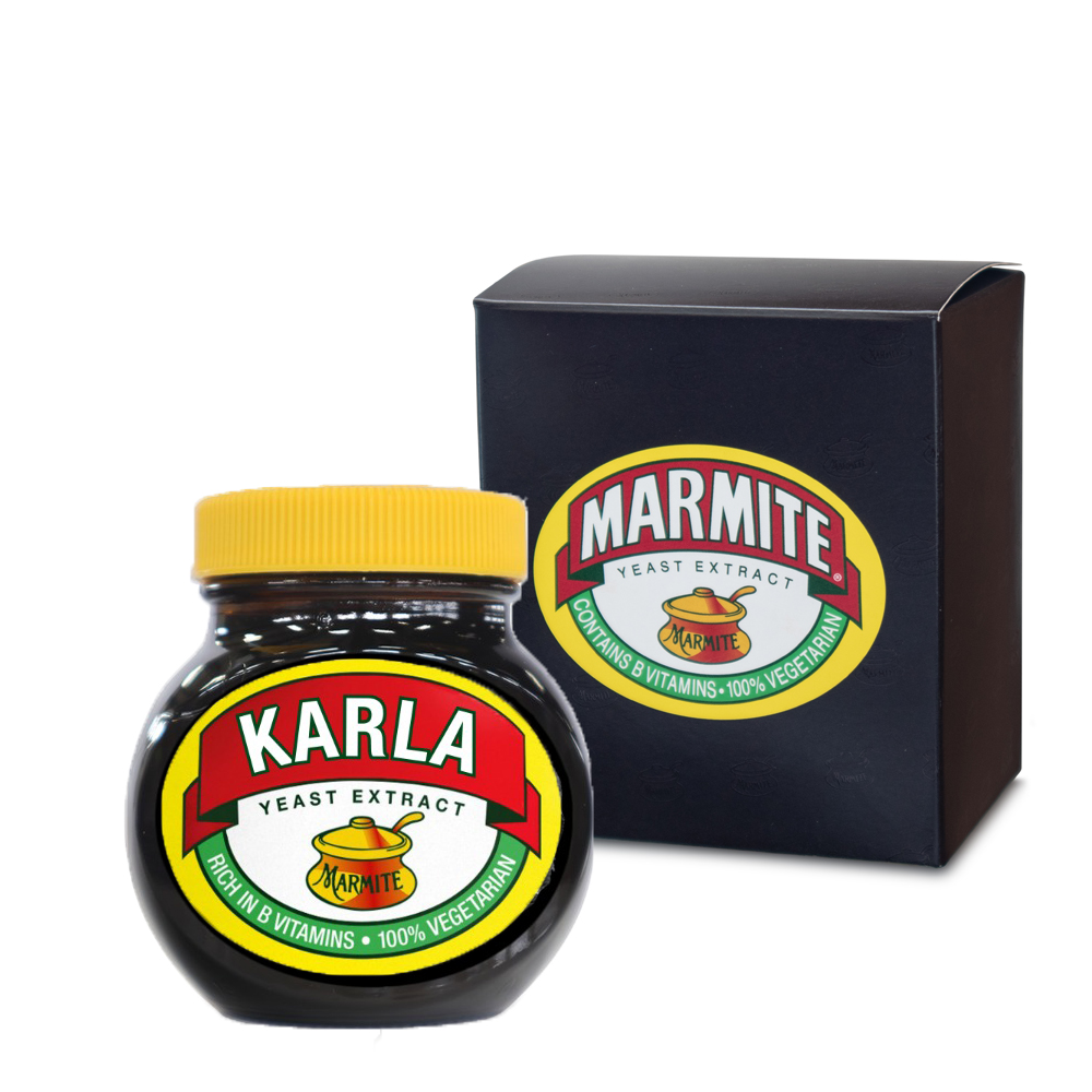 Marmite - Classic Jar with Gift Box