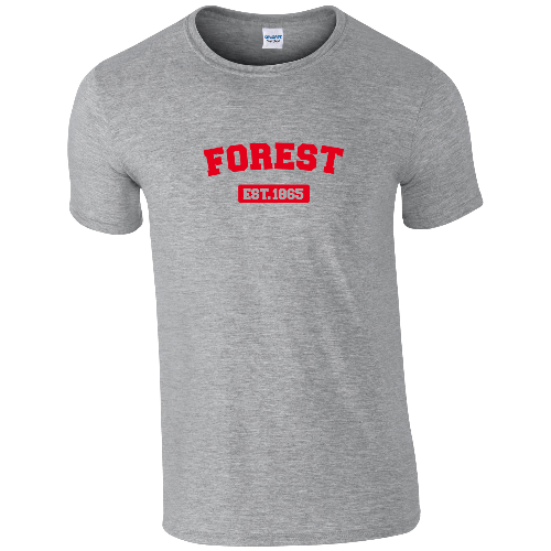 Nottingham Forest FC Varsity Established T-Shirt